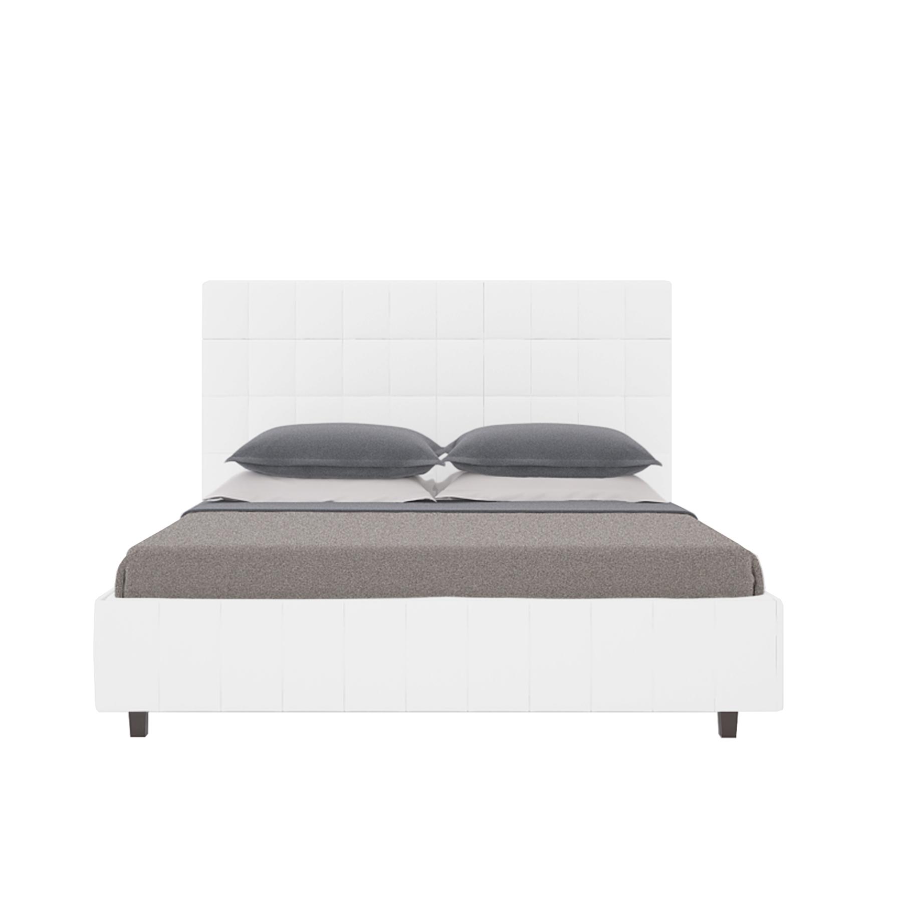 Кровать Shining ModernКровати с мягким изголовьем<br>Удобная и практичная кровать с мягким изголовьем и прочным деревянным каркасом на устойчивых ножках. Поклонники стиля «лофт», несомненно, оценят кровать Shining Modern, в дизайне которой главное — элегантная простота, заключающая в себе очарование и практичность. Строгие формы, отделка мягкого изголовья, основанная на правильной геометрии куба, а также качественный текстиль ? вот что делает облик этого предмета мебели прекрасным в своей сдержанности. Выполненная в строгом промышленном стиле, она покоряет не только оригинальным оформлением, но и удобством. Кровать Shining Modern станет отличным элементом оформления спальни.&amp;amp;nbsp;&amp;lt;div&amp;gt;&amp;lt;br&amp;gt;&amp;lt;/div&amp;gt;&amp;lt;div&amp;gt;Размер спального места: 160*200 см.&amp;amp;nbsp;&amp;lt;/div&amp;gt;&amp;lt;div&amp;gt;Ортопедическое основание и матрас в комплект не входят, их необходимо приобрести отдельно.&amp;amp;nbsp;&amp;lt;/div&amp;gt;&amp;lt;div&amp;gt;На заказ изготовим любой цвет из представленных на нашем сайте, а также любой размер.&amp;amp;nbsp;&amp;lt;/div&amp;gt;&amp;lt;div&amp;gt;Срок изготовления заказной позиции — 30 дней.&amp;amp;nbsp;&amp;lt;br&amp;gt;&amp;lt;/div&amp;gt;<br><br>Material: Текстиль<br>Length см: None<br>Width см: 232<br>Depth см: 177<br>Height см: 119