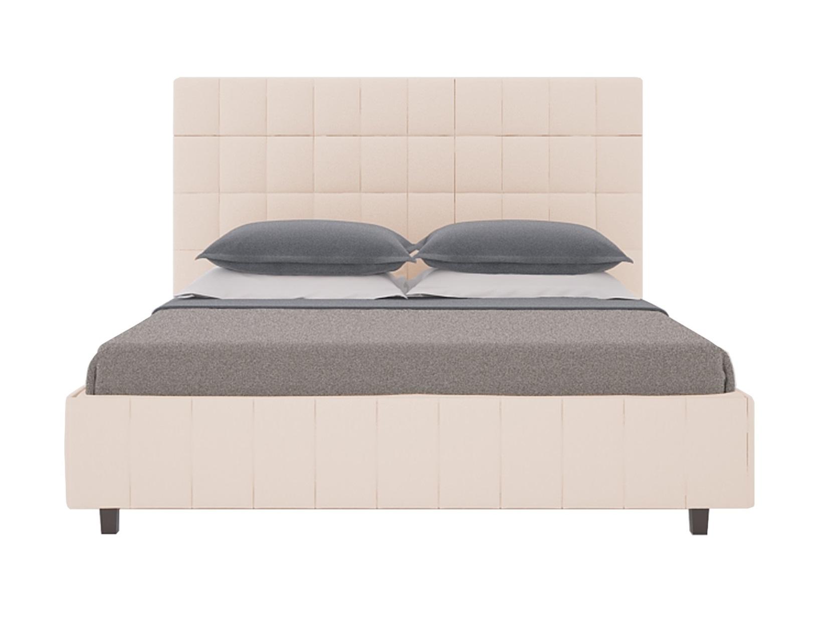 Кровать Shining ModernКровати с мягким изголовьем<br>Удобная и практичная кровать с мягким изголовьем и прочным деревянным каркасом на устойчивых ножках. Поклонники стиля «лофт», несомненно, оценят кровать Shining Modern, в дизайне которой главное — элегантная простота, заключающая в себе очарование и практичность. Строгие формы, отделка мягкого изголовья, основанная на правильной геометрии куба, а также качественный текстиль ? вот что делает облик этого предмета мебели прекрасным в своей сдержанности. Выполненная в строгом промышленном стиле, она покоряет не только оригинальным оформлением, но и удобством. Кровать Shining Modern станет отличным элементом оформления спальни.&amp;amp;nbsp;&amp;lt;div&amp;gt;&amp;lt;br&amp;gt;&amp;lt;/div&amp;gt;&amp;lt;div&amp;gt;Размер спального места: 160*200 см.&amp;amp;nbsp;&amp;lt;/div&amp;gt;&amp;lt;div&amp;gt;Ортопедическое основание и матрас в комплект не входят, их необходимо приобрести отдельно.&amp;amp;nbsp;&amp;lt;/div&amp;gt;&amp;lt;div&amp;gt;На заказ изготовим любой цвет из представленных на нашем сайте, а также любой размер.&amp;amp;nbsp;&amp;lt;/div&amp;gt;&amp;lt;div&amp;gt;Срок изготовления заказной позиции — 30 дней.&amp;amp;nbsp;&amp;lt;/div&amp;gt;<br><br>Material: Текстиль<br>Length см: None<br>Width см: 177<br>Depth см: 232<br>Height см: 119