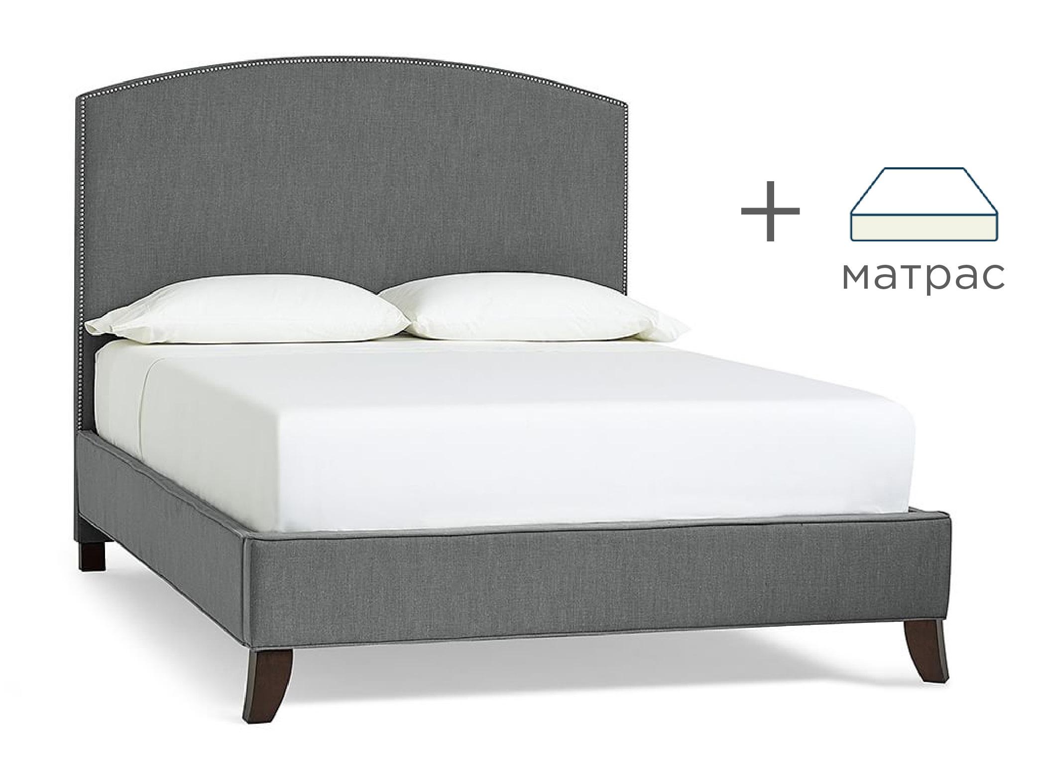 Кровать Nicole с матрасомКровати + матрасы<br>&amp;lt;div&amp;gt;Выгодная скидка при покупке комплекта!&amp;lt;/div&amp;gt;&amp;lt;div&amp;gt;Кровать в классическом американском стиле вместе с ортопедическим матрасом &amp;quot;Ascona Terapia Quadra&amp;quot;.&amp;lt;/div&amp;gt;&amp;lt;div&amp;gt;&amp;lt;br&amp;gt;&amp;lt;/div&amp;gt;&amp;lt;div&amp;gt;Характеристики кровати:&amp;lt;/div&amp;gt;&amp;lt;div&amp;gt;Размер спального места: 160*200&amp;lt;/div&amp;gt;&amp;lt;div&amp;gt;Материалы: бук, текстиль&amp;lt;/div&amp;gt;&amp;lt;div&amp;gt;Варианты исполнения: более 200 цветов&amp;lt;/div&amp;gt;&amp;lt;div&amp;gt;&amp;lt;br&amp;gt;&amp;lt;/div&amp;gt;&amp;lt;div&amp;gt;Характеристики матраса:&amp;lt;/div&amp;gt;&amp;lt;div&amp;gt;Комфортный трикотаж с антибактериальной пропиткой с ионами Ag+.&amp;lt;/div&amp;gt;&amp;lt;div&amp;gt;Латекс.&amp;lt;/div&amp;gt;&amp;lt;div&amp;gt;Кокосовая плита.&amp;lt;/div&amp;gt;&amp;lt;div&amp;gt;5-ти зональный блок независимых пружин «Песочные часы Extra».&amp;lt;/div&amp;gt;&amp;lt;div&amp;gt;Короб по периметру из пены Orto Foam.&amp;lt;/div&amp;gt;&amp;lt;div&amp;gt;Максимальная нагрузка: до 140 кг&amp;lt;/div&amp;gt;&amp;lt;div&amp;gt;Высота: 25 см.&amp;lt;/div&amp;gt;<br><br>Material: Текстиль