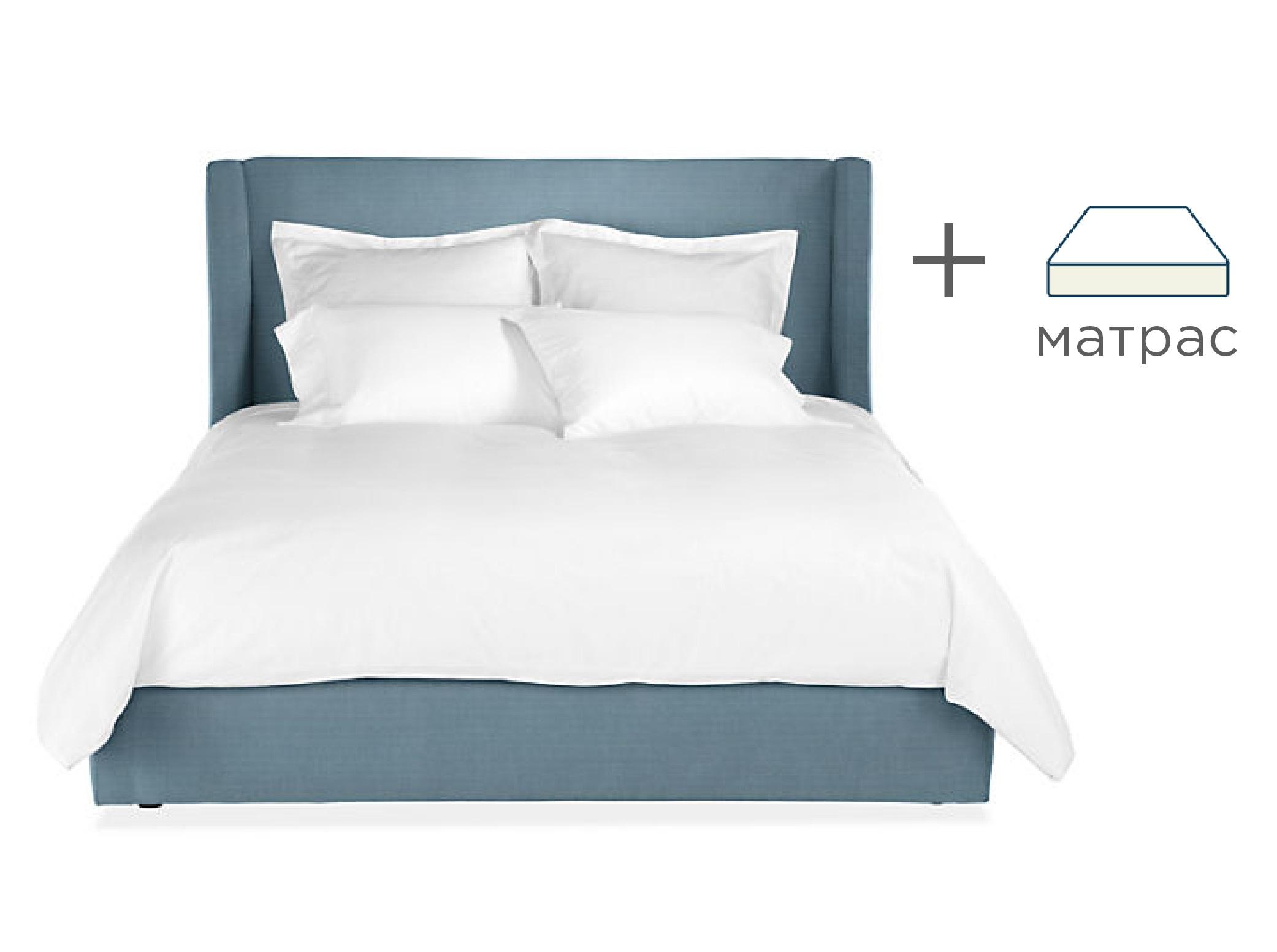 Кровать North End с матрасомКровати + матрасы<br>&amp;lt;div&amp;gt;Выгодная скидка при покупке комплекта!&amp;lt;br&amp;gt;&amp;lt;/div&amp;gt;&amp;lt;div&amp;gt;Кровать в &amp;amp;nbsp;стиле лофт вместе с ортопедическим матрасом &amp;quot;Ascona Terapia Immuno&amp;quot;.&amp;lt;/div&amp;gt;&amp;lt;div&amp;gt;&amp;lt;br&amp;gt;&amp;lt;/div&amp;gt;&amp;lt;div&amp;gt;Характеристики кровати:&amp;lt;/div&amp;gt;&amp;lt;div&amp;gt;Размер спального места: 160*200&amp;lt;/div&amp;gt;&amp;lt;div&amp;gt;Материалы: бук, текстиль&amp;lt;/div&amp;gt;&amp;lt;div&amp;gt;Варианты исполнения: более 200 цветов&amp;lt;/div&amp;gt;&amp;lt;div&amp;gt;&amp;lt;br&amp;gt;&amp;lt;/div&amp;gt;&amp;lt;div&amp;gt;Характеристики матраса:&amp;lt;/div&amp;gt;&amp;lt;div&amp;gt;Комфортный трикотаж с антибактериальной пропиткой с ионами Ag+.&amp;lt;/div&amp;gt;&amp;lt;div&amp;gt;Латекс.&amp;lt;/div&amp;gt;&amp;lt;div&amp;gt;Кокосовая плита.&amp;lt;/div&amp;gt;&amp;lt;div&amp;gt;5-ти зональный блок независимых пружин «Песочные часы Extra».&amp;lt;/div&amp;gt;&amp;lt;div&amp;gt;Короб по периметру из пены Orto Foam.&amp;lt;/div&amp;gt;&amp;lt;div&amp;gt;&amp;lt;br&amp;gt;&amp;lt;/div&amp;gt;&amp;lt;a href=&amp;quot;/shop/mebel/mebel-dlya-doma/krovati/krovati-s-maygkim-izgoloviem/29702-krovat-north-end&amp;quot;&amp;gt;Купить отдельно кровать&amp;lt;/a&amp;gt;<br><br>Material: Текстиль<br>Ширина см: 220<br>Высота см: 120<br>Глубина см: 180