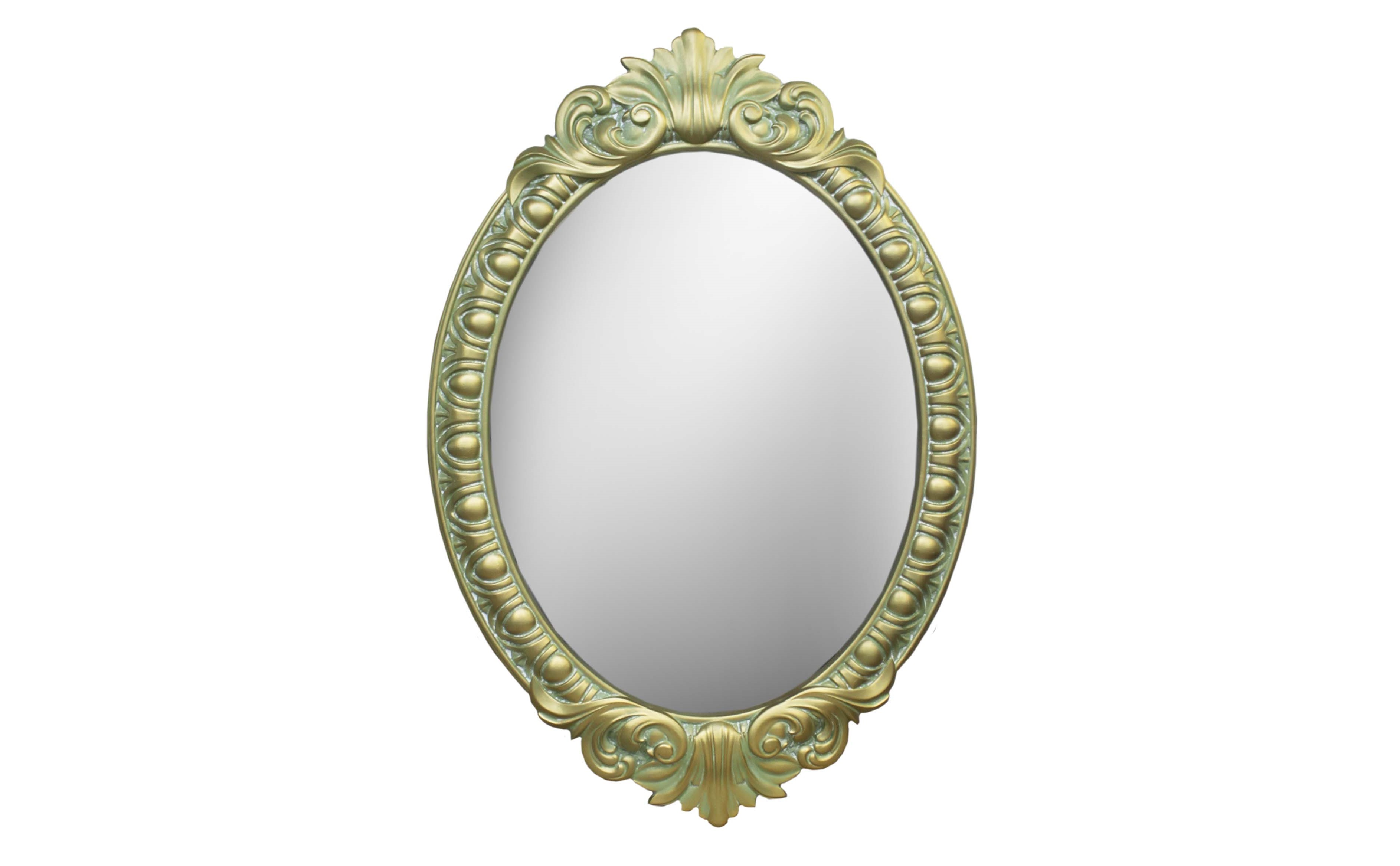 Зеркало ВЕНЕЦИЯНастенные зеркала<br>&amp;lt;div&amp;gt;Овальное зеркало в стиле итальянских палаццо — вот уж настоящая роскошь, доступная не только высоким синьорам. Резная рама выточена не из древесины, а из современного композитного материала, такого же экологичного, но куда более практичного и недорогого. В условиях современных жилищ — оптимально. Материал очень прочен, не боится воды и пара, может использоваться в ванной, не требует сложного ухода, служит долгие годы, не теряя внешней привлекательности, не тускнеет, не выгорает.&amp;lt;/div&amp;gt;&amp;lt;div&amp;gt;&amp;lt;br&amp;gt;&amp;lt;/div&amp;gt;&amp;lt;div&amp;gt;&amp;lt;div&amp;gt;Цвет: Олива Золото Патина&amp;lt;/div&amp;gt;&amp;lt;/div&amp;gt;<br><br>Material: Полиуретан<br>Length см: None<br>Width см: 72<br>Depth см: 4<br>Height см: 104