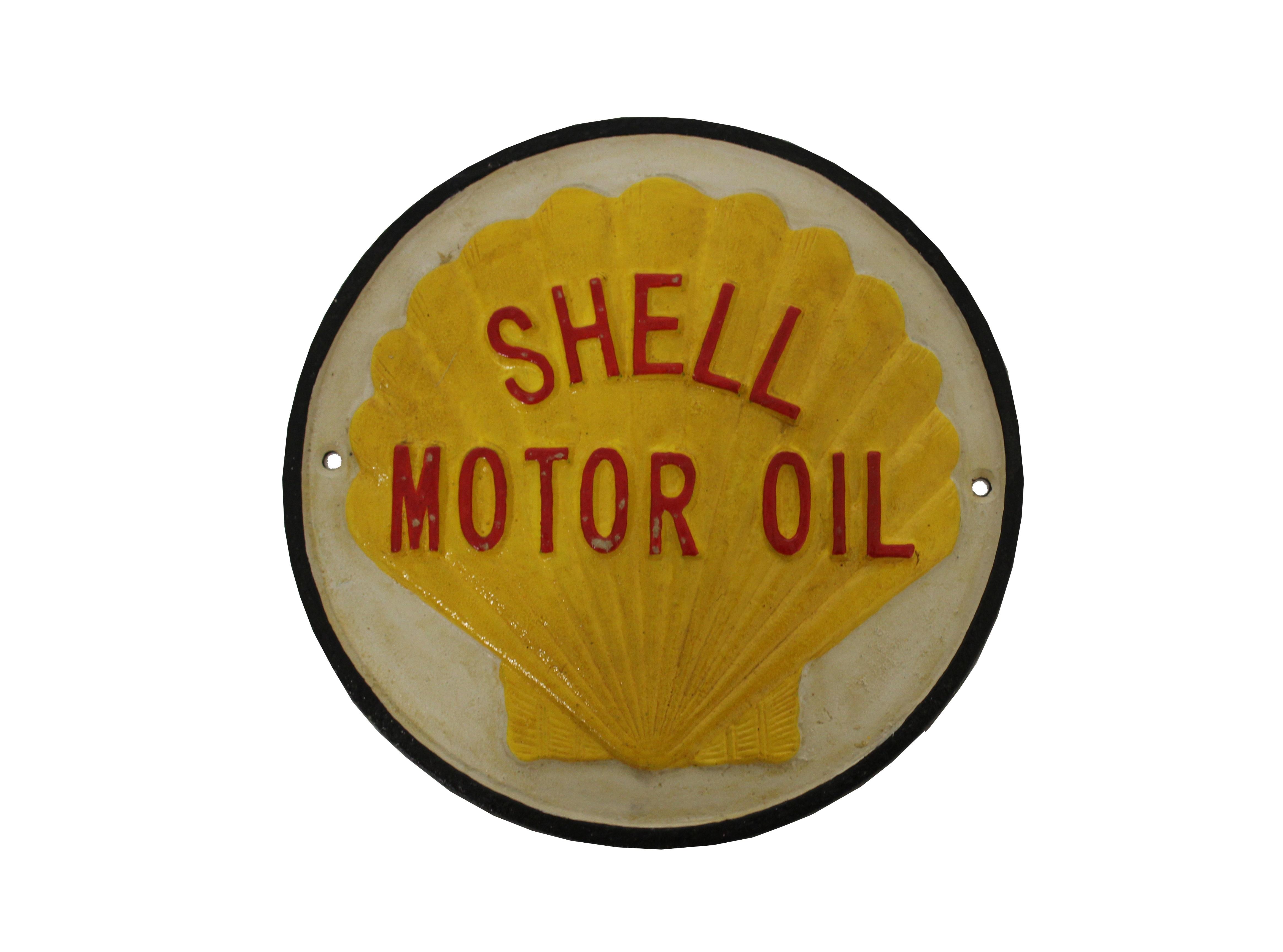 Табличка Motor OilДругое<br><br><br>Material: Чугун