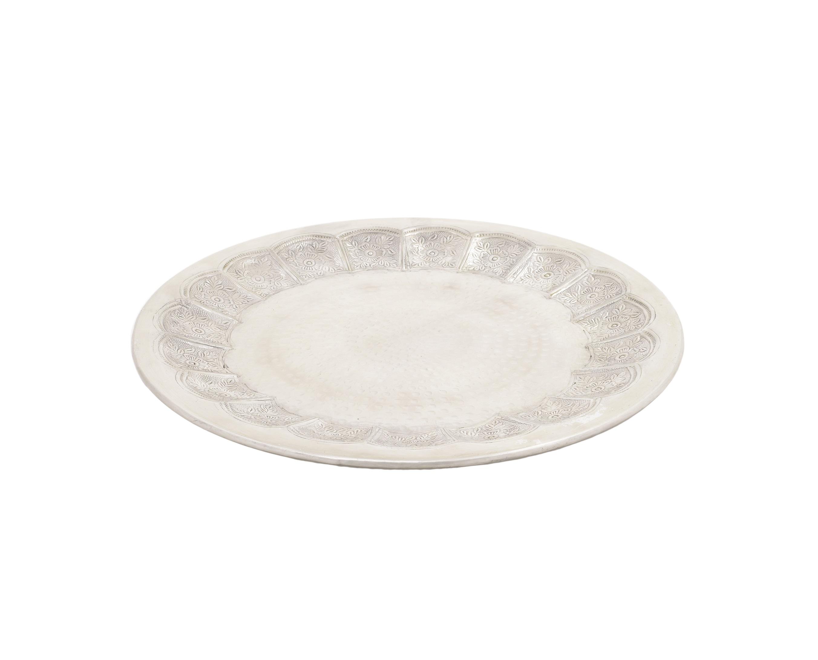 Блюдо Sk?vdeДекоративные блюда<br><br><br>Material: Алюминий<br>Ширина см: 50.0<br>Высота см: 2.0<br>Глубина см: 50.0