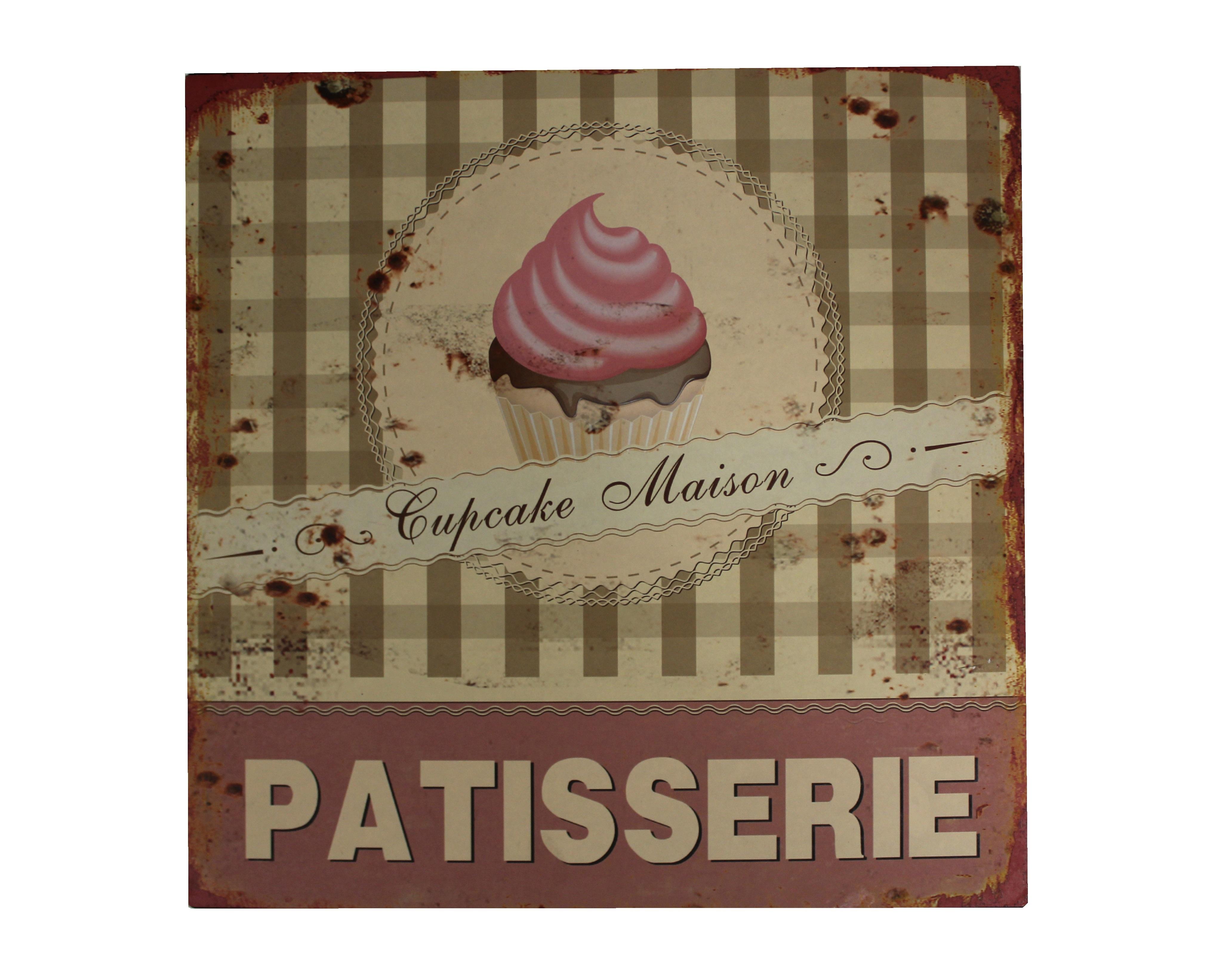 """Табличка """"Patisserie"""""""