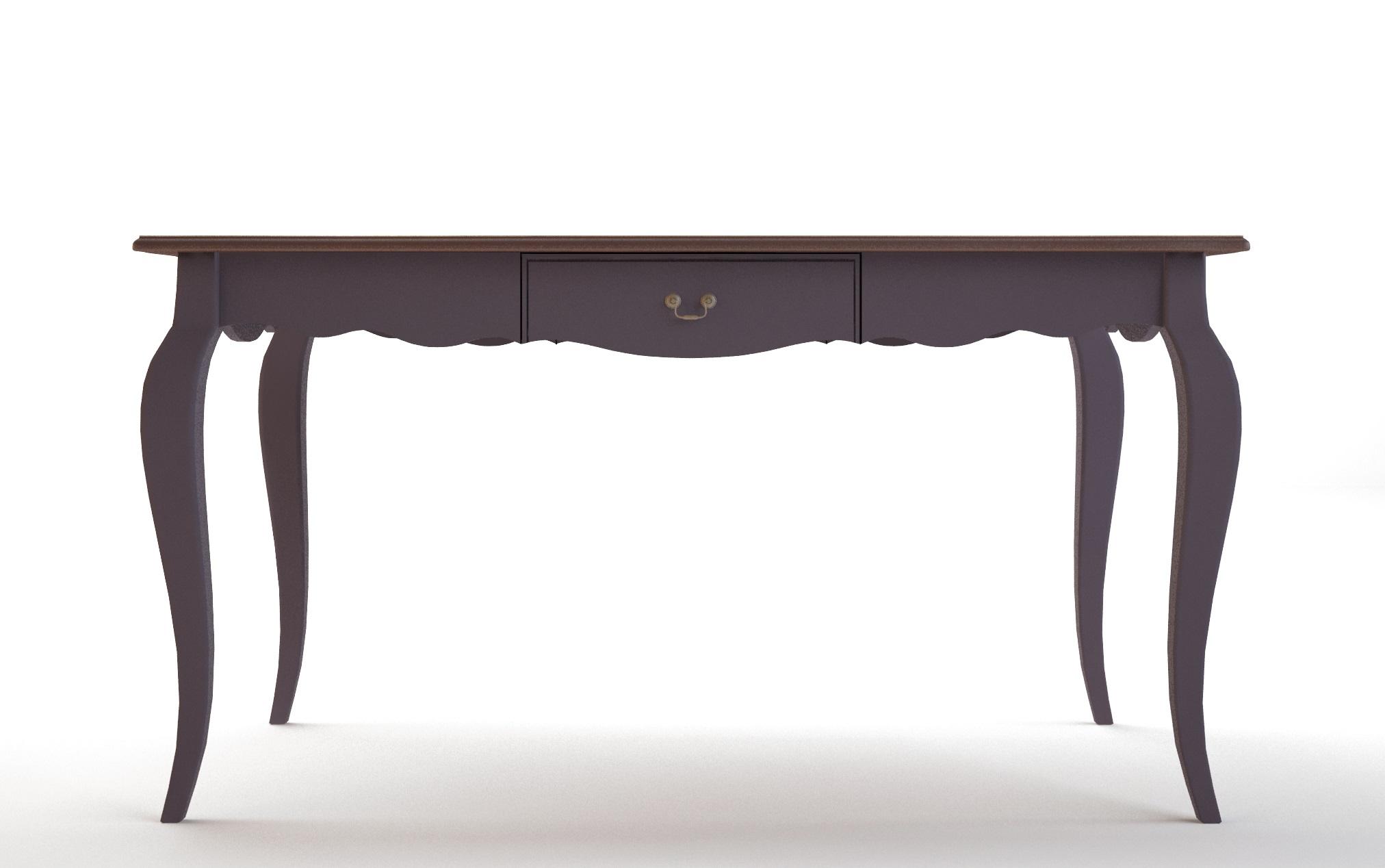 Стол Leontina lavandaОбеденные столы<br>Массив березы,Массив ясеня<br><br>Material: Дерево<br>Ширина см: 145<br>Высота см: 77<br>Глубина см: 85