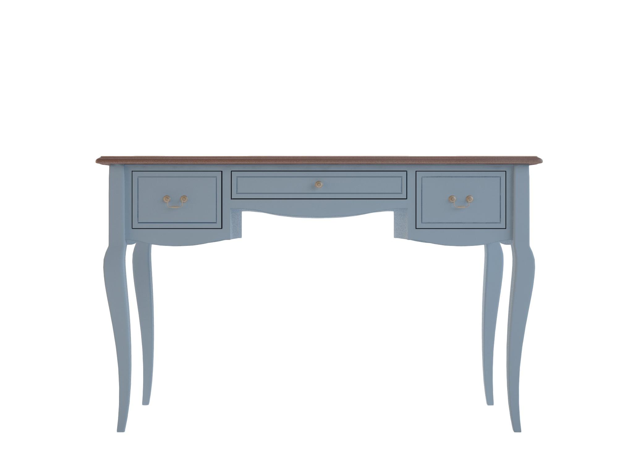 Стол письменный LeontinaПисьменные столы<br><br><br>Material: Береза<br>Ширина см: 120<br>Высота см: 76<br>Глубина см: 50
