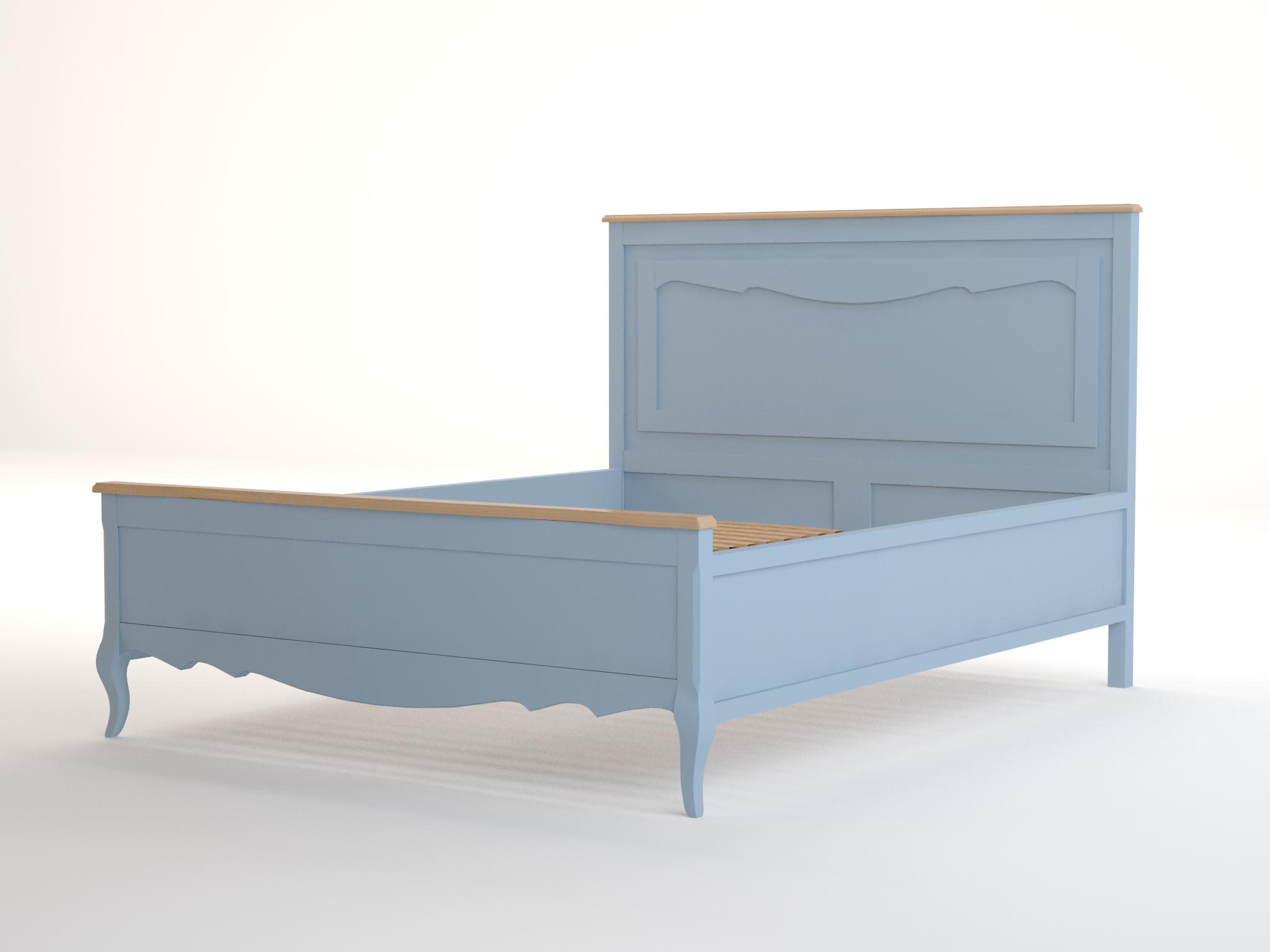 Двуспальные кровать LeontinaДеревянные кровати<br>Размер матраса: 160х200 см<br><br>Material: Береза<br>Width см: 160<br>Depth см: 200<br>Height см: 120