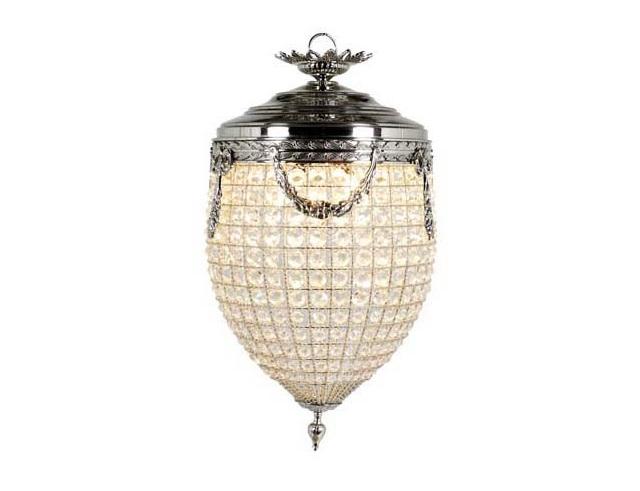 Подвесной светильник EichholtzПодвесные светильники<br>&amp;lt;div&amp;gt;Цвет металла - никель.&amp;amp;nbsp;&amp;lt;/div&amp;gt;&amp;lt;div&amp;gt;Высота подвеса регулируется за счет звеньев цепи.&amp;lt;/div&amp;gt;&amp;lt;div&amp;gt;&amp;lt;br&amp;gt;&amp;lt;/div&amp;gt;&amp;lt;div&amp;gt;Вид цоколя: E14&amp;lt;/div&amp;gt;&amp;lt;div&amp;gt;Мощность: 40W&amp;lt;/div&amp;gt;&amp;lt;div&amp;gt;Количество ламп: 3 (нет в комплекте)&amp;lt;/div&amp;gt;<br><br>Material: Металл<br>Высота см: 28