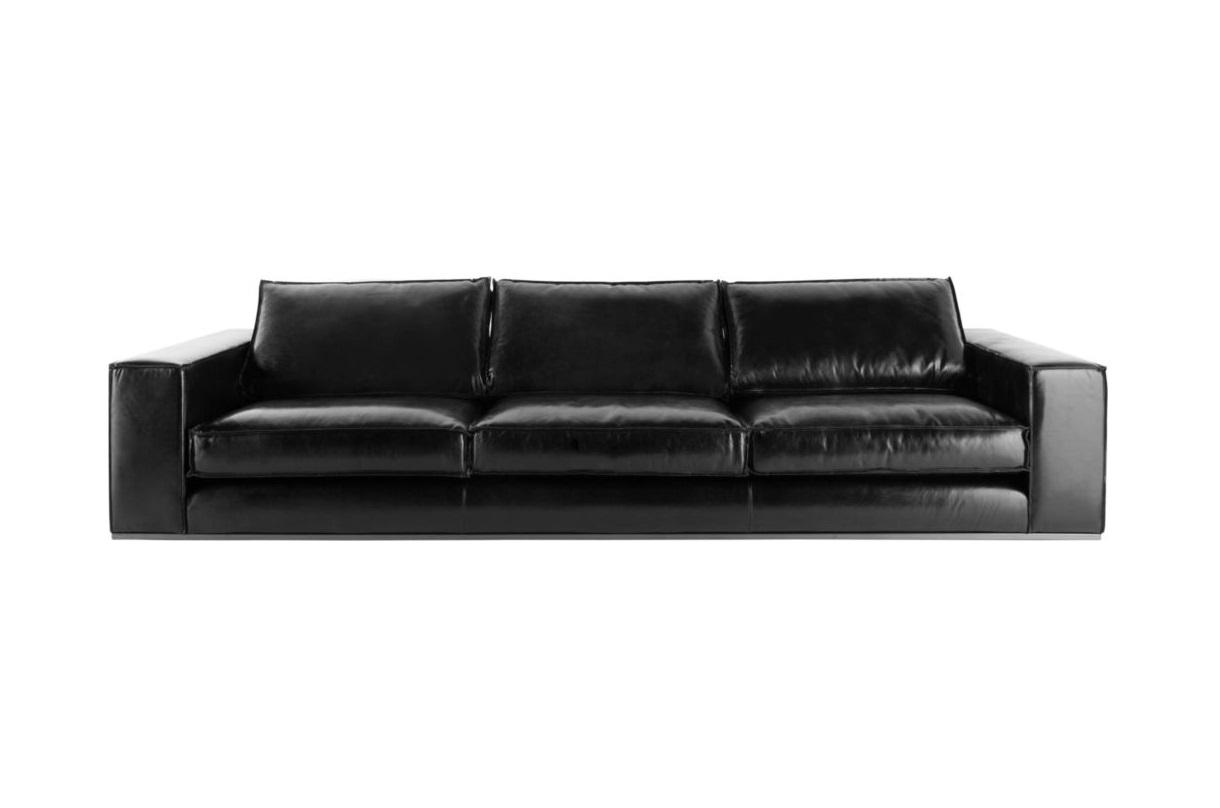 Диван SennaКожаные диваны<br><br><br>Material: Кожа<br>Ширина см: 285<br>Высота см: 83<br>Глубина см: 106