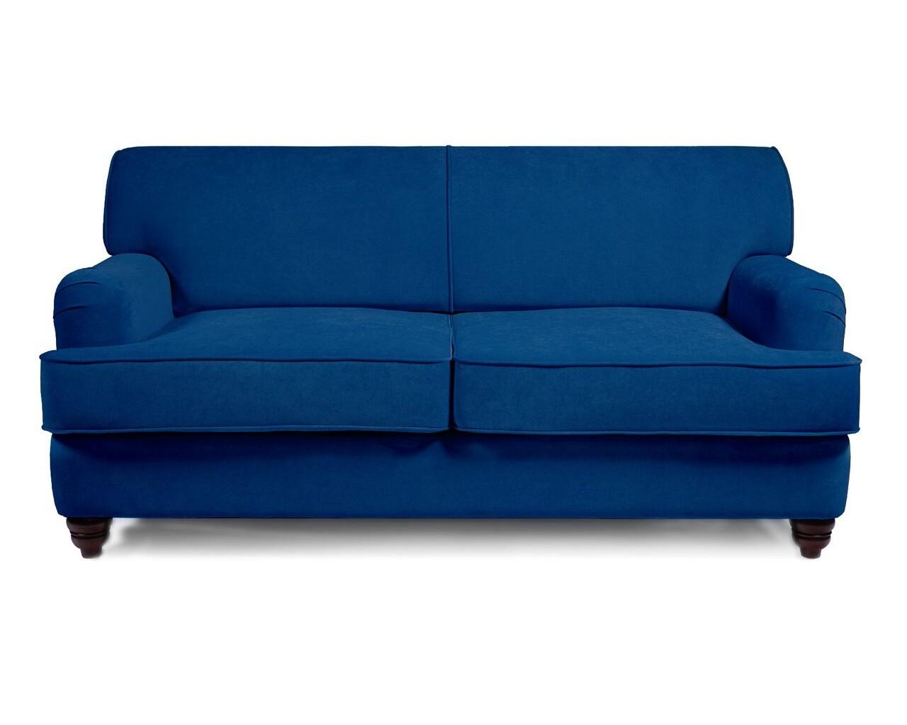 Диван-кровать OneПрямые раскладные диваны<br>&amp;lt;div&amp;gt;Создавая коллекцию MyFurnish One, мы думали о предметах, которые впишутся в любой интерьер. Первый диван получился достаточно компактным, но вместительным за счет уменьшенных подлокотников. Практичная обивка дополняется резными ножками из массива дерева — контраст формы и содержания. Плавные линии без лишнего декора завершают образ, подходящий для различных интерьеров, современных или классических, минималистичных или насыщенных. А спальное место превращает его в очень функциональный предмет.&amp;lt;/div&amp;gt;&amp;lt;div&amp;gt;&amp;lt;br&amp;gt;&amp;lt;/div&amp;gt;&amp;lt;div&amp;gt;Каркас и ножки: массив сосны и березы, фанера.&amp;lt;/div&amp;gt;&amp;lt;div&amp;gt;Ширина спального места: 120 см x 190 см.&amp;lt;/div&amp;gt;&amp;lt;div&amp;gt;Сиденье и спинка: пружины Nosag, ремни, высокоэластичный ППУ.&amp;lt;/div&amp;gt;&amp;lt;div&amp;gt;Обивка: диван представлен в ткани Velvet Lux. Устойчивость к истиранию: 15 000 циклов. Плотность ткани 1м2: 300 г/м2.&amp;lt;/div&amp;gt;&amp;lt;div&amp;gt;Цвет на фото предоставлен в палитре: голубой Velvet Lux 02.&amp;lt;/div&amp;gt;&amp;lt;div&amp;gt;Подушки в комплект не входят.&amp;lt;/div&amp;gt;&amp;lt;div&amp;gt;The Furnish предоставляет покупателю гарантию качества на 12 календарных месяцев со дня получения.&amp;lt;/div&amp;gt;<br><br>Material: Текстиль<br>Width см: 170<br>Depth см: 93<br>Height см: 82