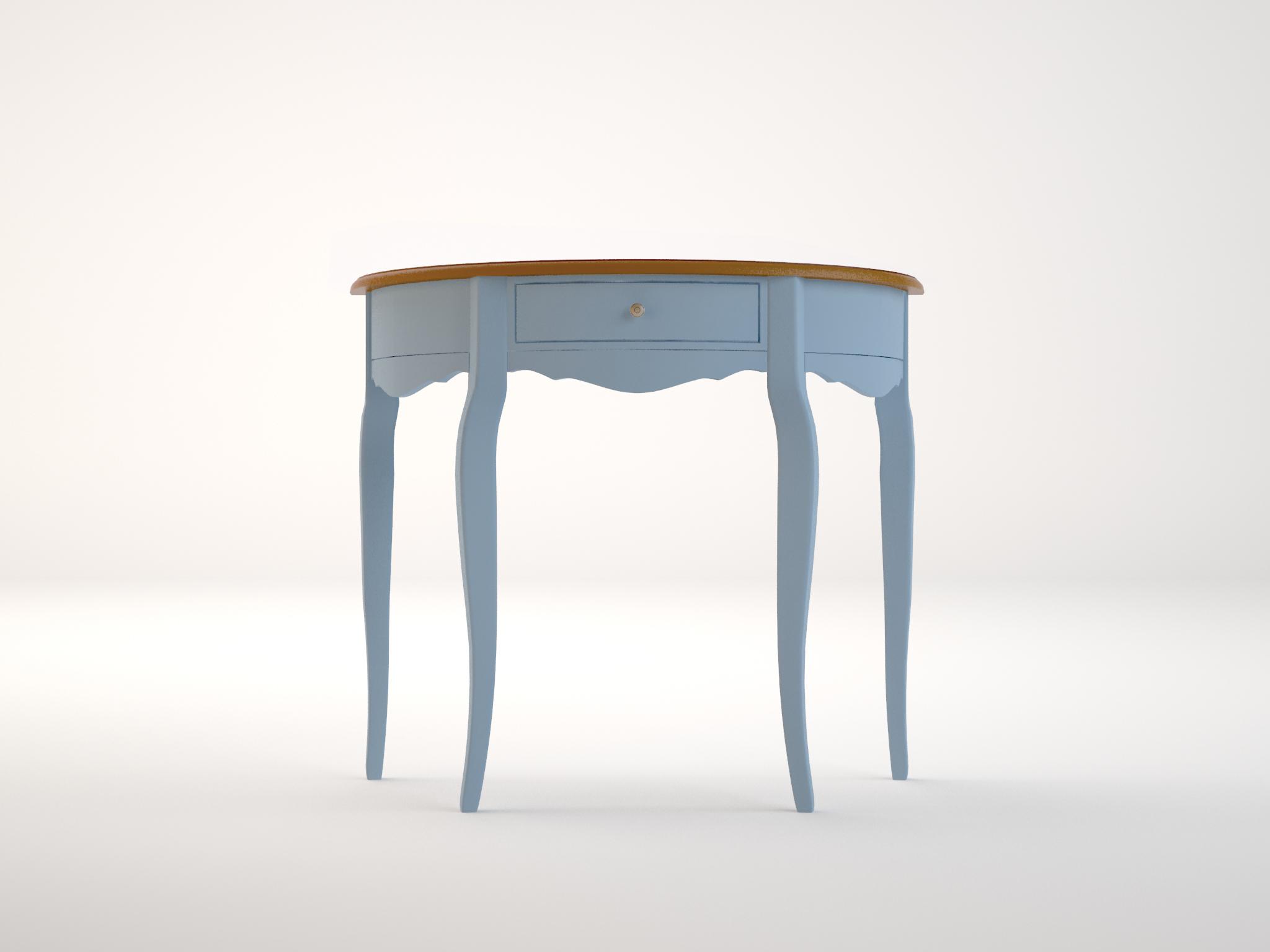 Туалетный столик LeontinaТуалетные столики<br><br><br>Material: Береза<br>Width см: 90<br>Depth см: 35<br>Height см: 78