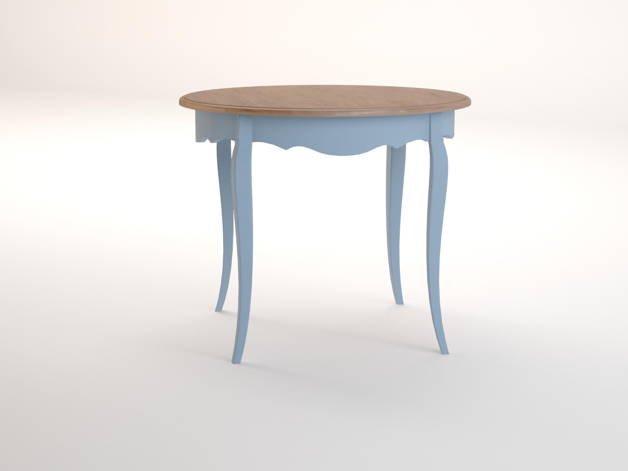 Стол обеденный LeontinaОбеденные столы<br><br><br>Material: Береза<br>Width см: None<br>Depth см: None<br>Height см: 76<br>Diameter см: 90