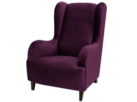 Кресло лондон (modern classic) фиолетовый 83.0x108.0x99.0 см.