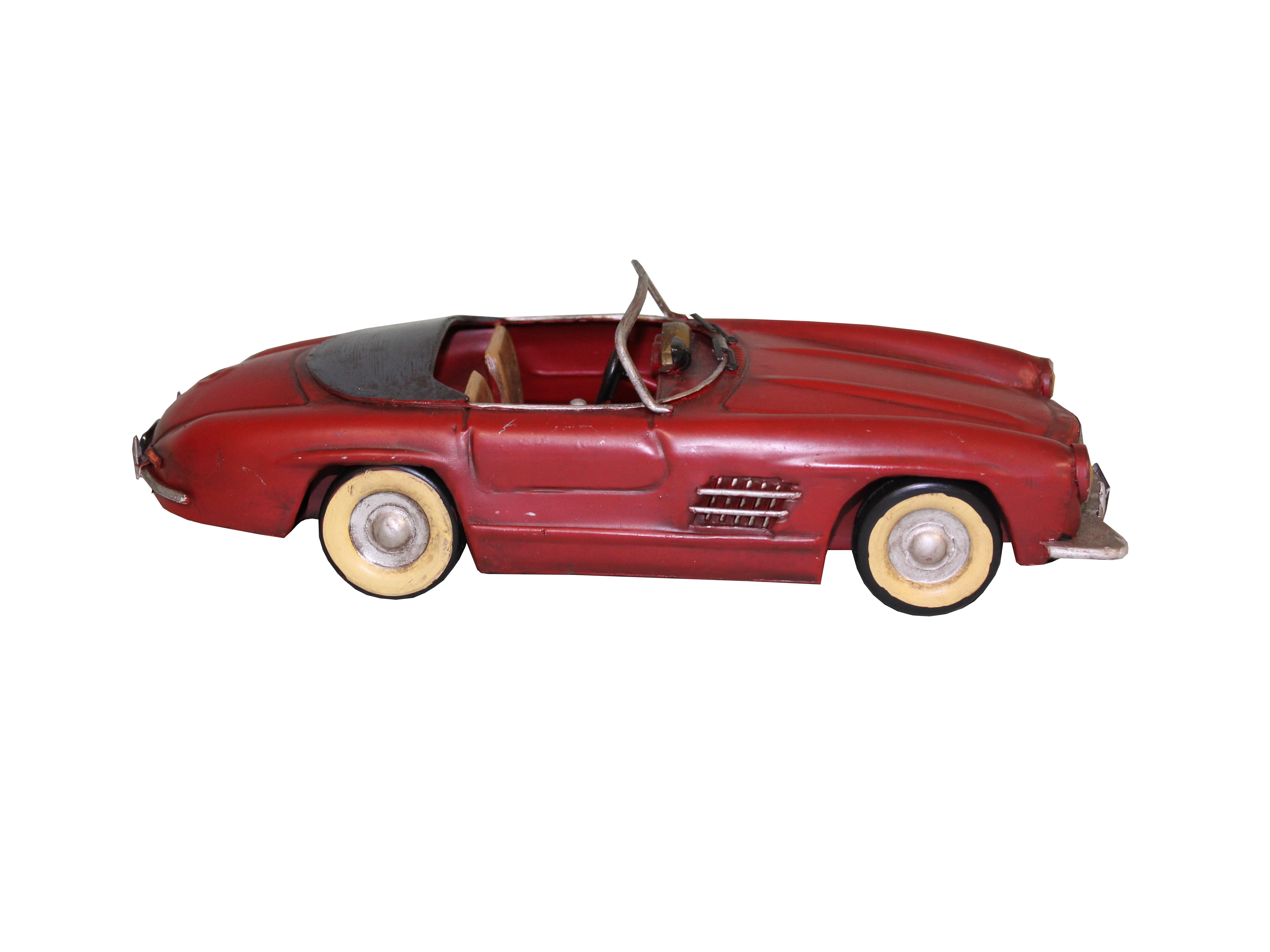Декоративный автомобиль MercedesДругое<br><br><br>Material: Железо<br>Length см: None<br>Width см: 28.6<br>Depth см: 11.55<br>Height см: 7.7