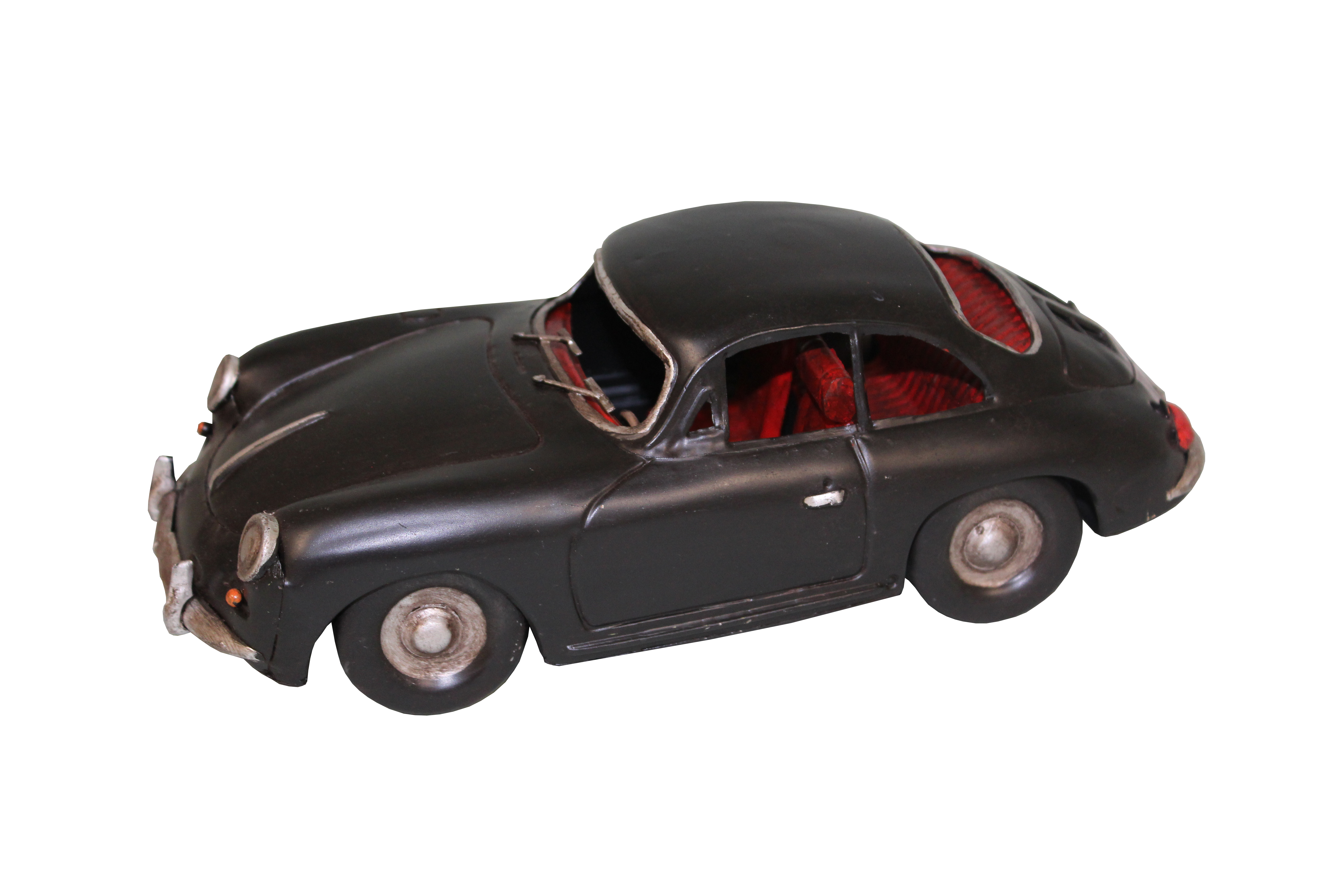 Декоративный автомобиль PorscheДругое<br><br><br>Material: Железо<br>Length см: None<br>Width см: 26.4<br>Depth см: 11<br>Height см: 8.8