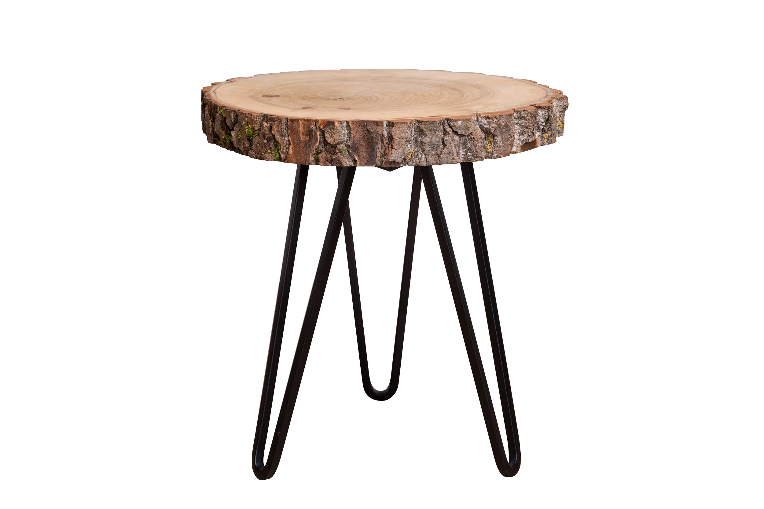 СтоликКофейные столики<br>&amp;lt;div&amp;gt;Столешница &amp;amp;nbsp;из необработанного спила тополя, выполненная &amp;amp;nbsp;в стиле эко-лофт, добавит в вашу гостиную скандинавский характер. Мох на грубой коре и древесные трещины не оставят равнодушными ценителей всего натурального и подлинного.&amp;lt;/div&amp;gt;&amp;lt;div&amp;gt;&amp;lt;br&amp;gt;&amp;lt;/div&amp;gt;&amp;lt;div&amp;gt;Поскольку изделие выполнено из натурального дерева, то его размер, форма, цвет, текстура могут варьироваться.&amp;lt;/div&amp;gt;&amp;lt;div&amp;gt;Материал основания: окрашенный металл.&amp;lt;/div&amp;gt;&amp;lt;div&amp;gt;Столешница пропитана тиковым маслом.&amp;lt;/div&amp;gt;<br><br>Material: Тополь<br>Height см: 48<br>Diameter см: 45