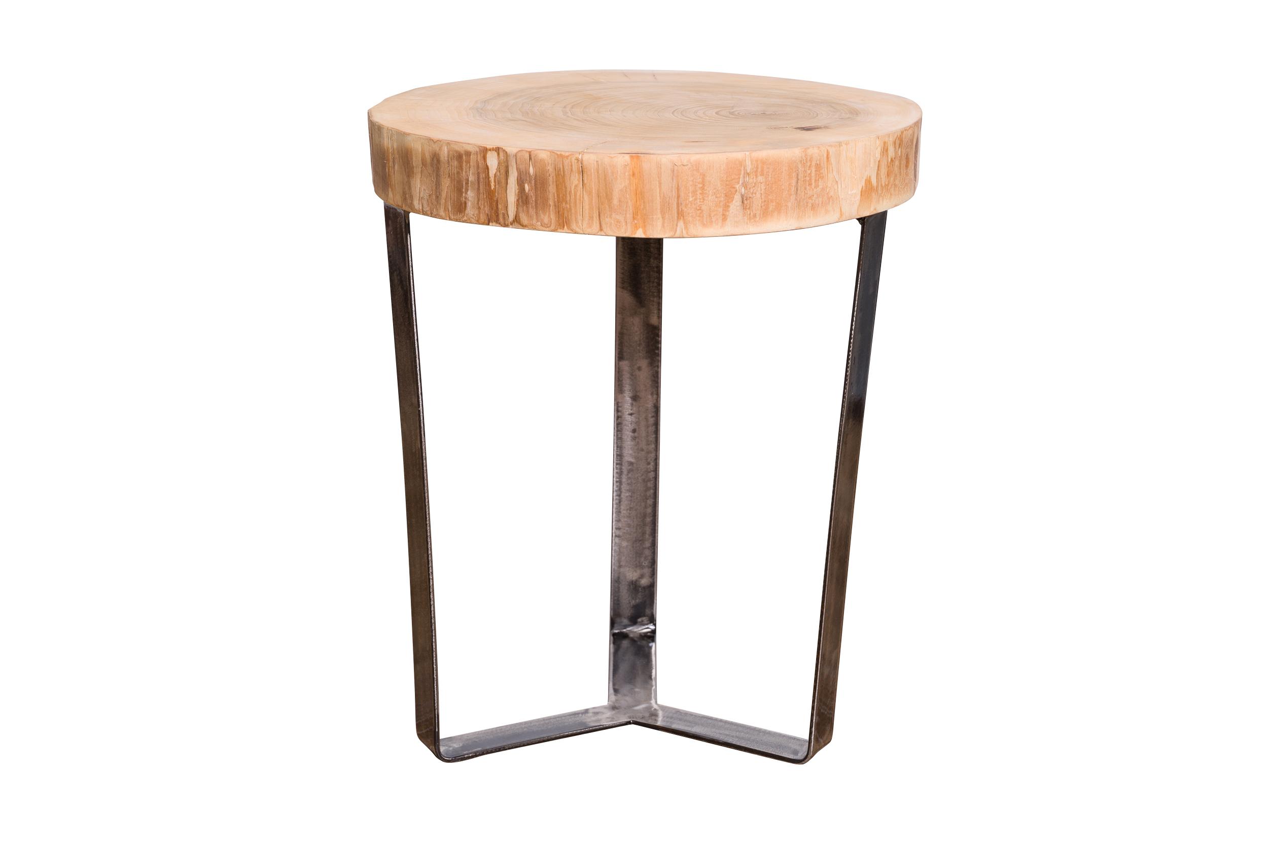 СтоликКофейные столики<br>&amp;lt;div&amp;gt;Столешница &amp;amp;nbsp;из необработанного спила тополя, выполненная &amp;amp;nbsp;в стиле эко-лофт, добавит в вашу гостиную скандинавский характер. Грубая текстура и естественные трещины в древесине не оставят равнодушными ценителей всего натурального и подлинного.&amp;lt;/div&amp;gt;&amp;lt;div&amp;gt;&amp;lt;br&amp;gt;&amp;lt;/div&amp;gt;&amp;lt;div&amp;gt;Поскольку изделие выполнено из натурального дерева, то его размер, форма, цвет, текстура могут варьироваться.&amp;lt;/div&amp;gt;&amp;lt;div&amp;gt;Материал основания: лакированный металл.&amp;lt;/div&amp;gt;&amp;lt;div&amp;gt;Столешница пропитана тиковым маслом.&amp;lt;/div&amp;gt;<br><br>Material: Тополь<br>Height см: 48<br>Diameter см: 40