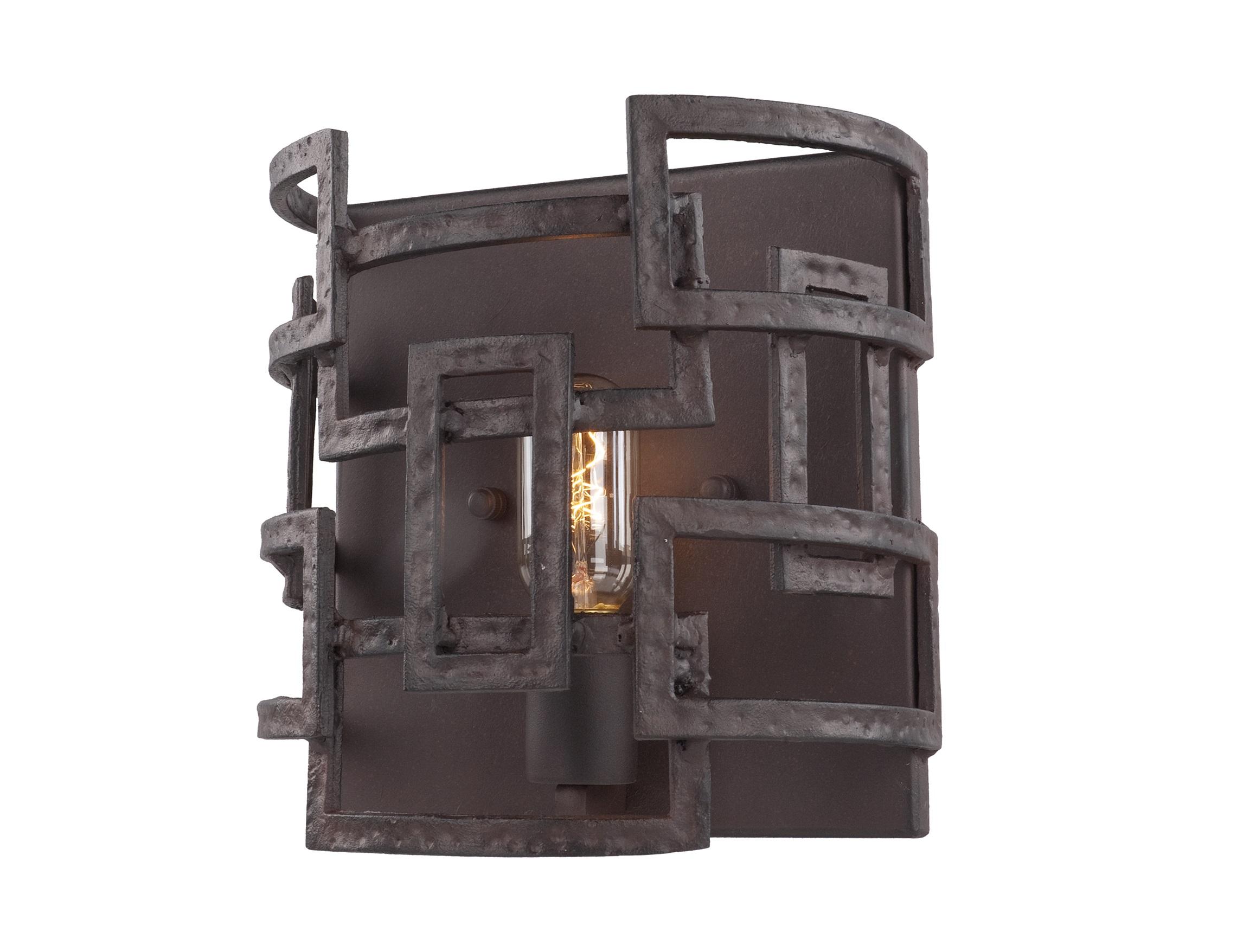 Настенный светильникБра<br>&amp;lt;div&amp;gt;Вид цоколя: E27&amp;lt;/div&amp;gt;&amp;lt;div&amp;gt;Мощность: &amp;amp;nbsp;40W&amp;amp;nbsp;&amp;lt;/div&amp;gt;&amp;lt;div&amp;gt;Количество ламп: 1 (есть в комплекте)&amp;lt;/div&amp;gt;<br><br>Material: Металл<br>Length см: None<br>Width см: 24<br>Depth см: 14<br>Height см: 24