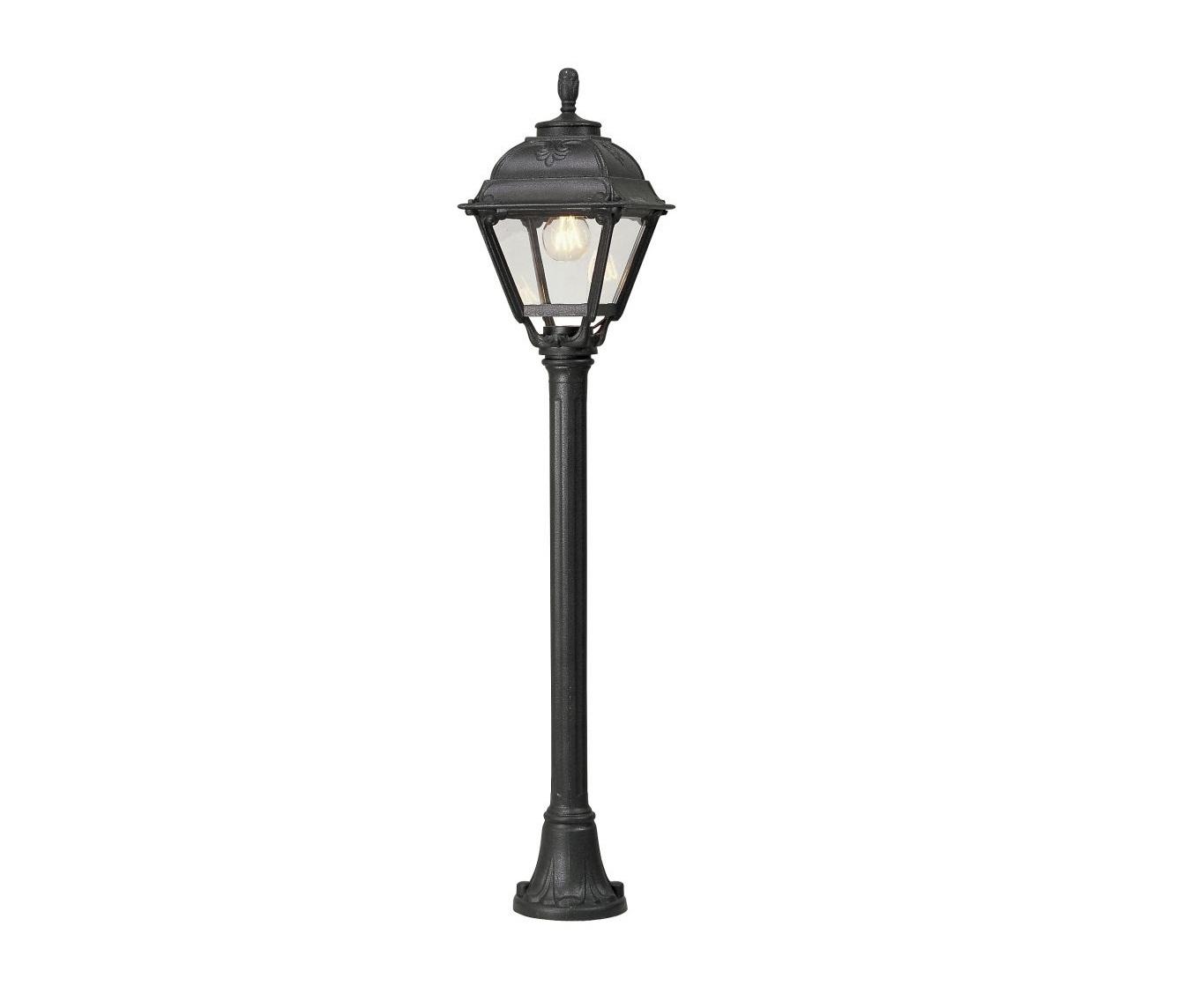 Светильник уличный ALOE.RУличные наземные светильники<br>Средние уличные квадратные светильники FUMAGALLI  серии CEFA - изготовлены в Италии. Корпус изготовлен из современного композитного полимера RESIN. Прочного, окрашенного в массе, не ржавеющего и не выгорающего на солнце. Все светильники пыле-влаго защищены по стандарту IP55. В комплекте идут крепежи и закладные элементы. Рассеиватель выполнен из антивандального, не мутнеющего  и не горючего PMMA. Срок службы светильника - не менее 10 лет. Температура использования от +60 до -90. Могут быть в настенном, подвесном и наземном исполнении со столбами разной высоты, разным количеством и конфигурации голов. Столбы выше 150 см имеют в основе мощную стальную трубу с двойной оцинковкой и полимерным наполнителем. При заказе требуется выбрать цвет корпуса, цвет плафона и тип патрона.&amp;lt;div&amp;gt;&amp;lt;br&amp;gt;&amp;lt;/div&amp;gt;&amp;lt;div&amp;gt;&amp;lt;div&amp;gt;Вид цоколя: E27&amp;lt;/div&amp;gt;&amp;lt;div&amp;gt;Мощность: 60W&amp;lt;/div&amp;gt;&amp;lt;div&amp;gt;Количество ламп: 1 (нет в комплекте)&amp;lt;/div&amp;gt;&amp;lt;div&amp;gt;Материал: полимер&amp;lt;/div&amp;gt;&amp;lt;/div&amp;gt;<br><br>Material: Пластик<br>Height см: 147<br>Diameter см: 23