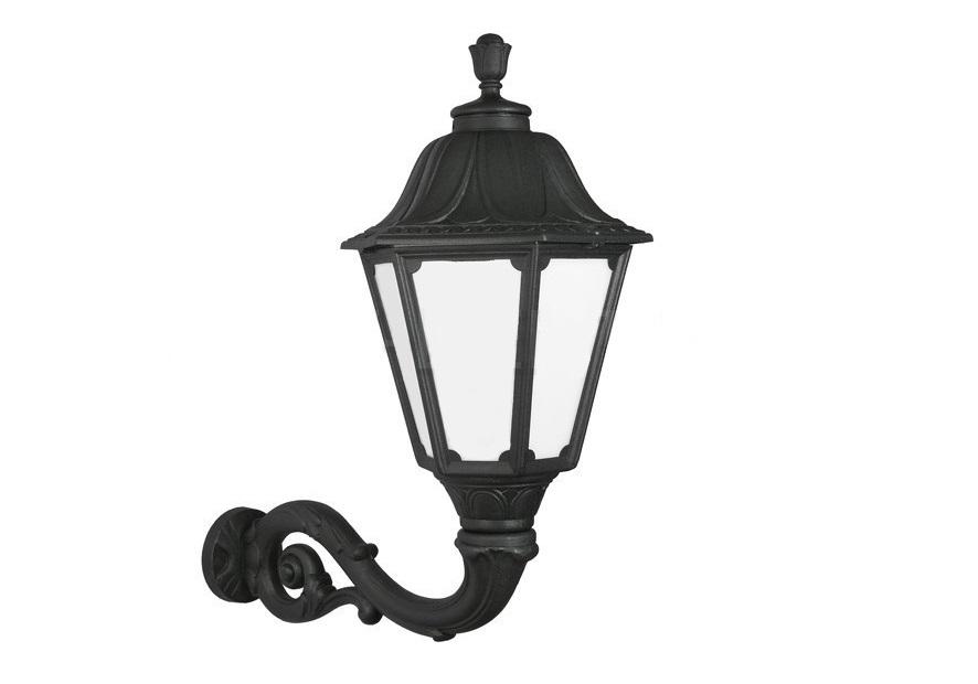 Светильник уличный ADAM/NOEMIУличные настенные светильники<br>Большие уличные шестигранные светильники FUMAGALLI  серии NOEMI  - изготовлены в Италии. Корпус изготовлен из современного композитного полимера RESIN. Прочного, окрашенного в массе, не ржавеющего и не выгорающего на солнце. Все светильники пыле-влаго защищены по стандарту IP55. В комплекте идут крепежи и закладные элементы. Рассеиватель выполнен из антивандального, не мутнеющего  и не горючего PMMA. Срок службы светильника - не менее 10 лет. Температура использования от +60 до -90. Могут быть в настенном, подвесном и наземном исполнении со столбами разной высоты, разным количеством и конфигурации голов. Столбы выше 150 см имеют в основе мощную стальную трубу с двойной оцинковкой и полимерным наполнителем. При заказе требуется выбрать цвет корпуса, цвет плафона и тип патрона.&amp;lt;div&amp;gt;&amp;lt;br&amp;gt;&amp;lt;/div&amp;gt;&amp;lt;div&amp;gt;&amp;lt;div&amp;gt;Вид цоколя: E27&amp;lt;/div&amp;gt;&amp;lt;div&amp;gt;Мощность: 75W&amp;lt;/div&amp;gt;&amp;lt;div&amp;gt;Количество ламп: 1 (нет в комплекте)&amp;lt;/div&amp;gt;&amp;lt;div&amp;gt;Материал: полимер&amp;lt;/div&amp;gt;&amp;lt;/div&amp;gt;<br><br>Material: Пластик<br>Ширина см: 35<br>Высота см: 70<br>Глубина см: 61