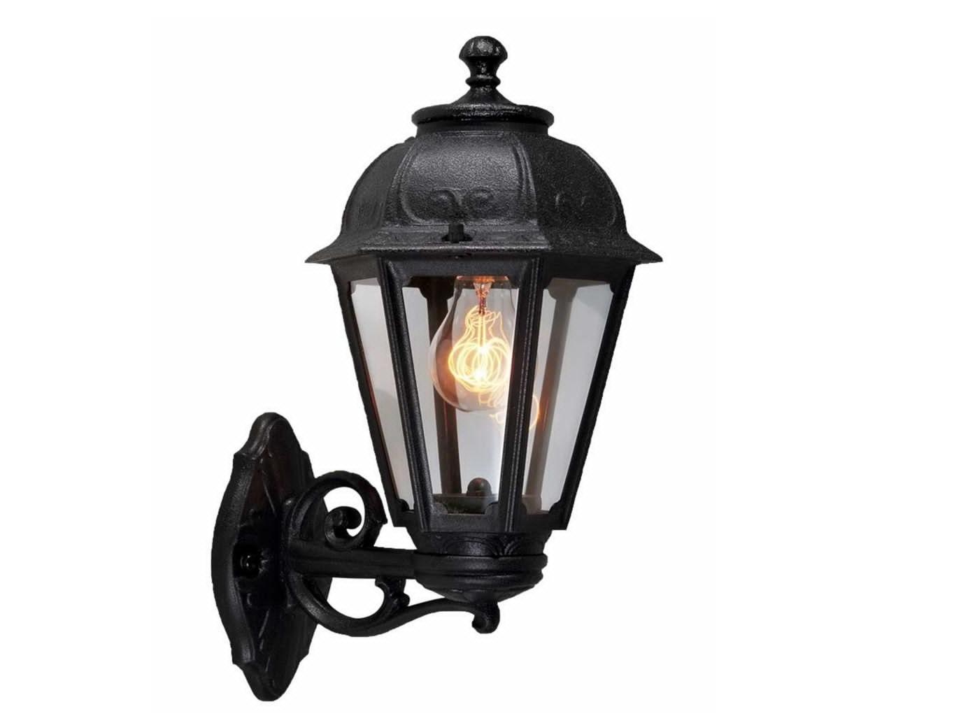 Светильник уличный BISSOУличные настенные светильники<br>Малые уличные шестигранные светильники FUMAGALLI  серии SABA - изготовлены в Италии. Корпус изготовлен из современного композитного полимера RESIN. Прочного, окрашенного в массе, не ржавеющего и не выгорающего на солнце. Все светильники пыле-влаго защищены по стандарту IP44. В комплекте идут крепежи и закладные элементы. Рассеиватель выполнен из антивандального, не мутнеющего  и не горючего PMMA. Срок службы светильника - не менее 10 лет. Температура использования от +60 до -90. Могут быть в настенном, подвесном и наземном исполнении со столбами разной высоты, разным количеством и конфигурации голов. Столбы выше 150 см имеют в основе мощную стальную трубу с двойной оцинковкой и полимерным наполнителем. При заказе требуется выбрать цвет корпуса, цвет плафона и тип патрона.&amp;lt;div&amp;gt;&amp;lt;br&amp;gt;&amp;lt;/div&amp;gt;&amp;lt;div&amp;gt;&amp;lt;div&amp;gt;Вид цоколя: E27&amp;lt;/div&amp;gt;&amp;lt;div&amp;gt;Мощность: 60W&amp;lt;/div&amp;gt;&amp;lt;div&amp;gt;Количество ламп: 1 (нет в комплекте)&amp;lt;/div&amp;gt;&amp;lt;div&amp;gt;Материал: полимер&amp;lt;/div&amp;gt;&amp;lt;/div&amp;gt;<br><br>Material: Пластик<br>Width см: 22<br>Depth см: 27.5<br>Height см: 46