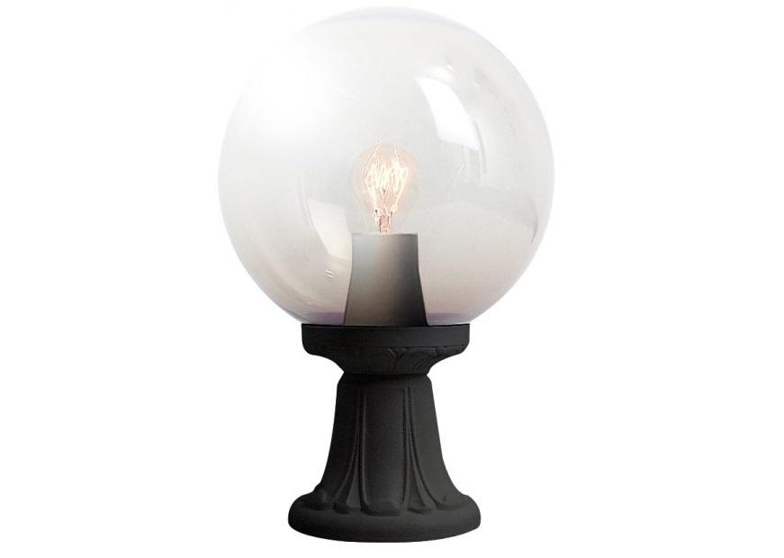 Светильник уличный MINILOTУличные наземные светильники<br>Средние шаровые уличные светильники FUMAGALLI  серии GLOBE 300  - изготовлены в Италии. Корпус изготовлен из современного композитного полимера RESIN. Прочного, окрашенного в массе, не ржавеющего и не выгорающего на солнце. Все светильники пыле-влаго защищены по стандарту IP55. В комплекте идут крепежи и закладные элементы. Рассеиватель выполнен из антивандального, не мутнеющего  и не горючего PMMA. Срок службы светильника - не менее 10 лет. Температура использования от +60 до -90. Могут быть в настенном, подвесном и наземном исполнении со столбами разной высоты, разным количеством и конфигурации голов. Столбы выше 150 см имеют в основе мощную стальную трубу с двойной оцинковкой и полимерным наполнителем. При заказе требуется выбрать цвет корпуса, цвет плафона и тип патрона.&amp;lt;div&amp;gt;&amp;lt;br&amp;gt;&amp;lt;/div&amp;gt;&amp;lt;div&amp;gt;&amp;lt;div&amp;gt;Вид цоколя: E27&amp;lt;/div&amp;gt;&amp;lt;div&amp;gt;Мощность: 75W&amp;lt;/div&amp;gt;&amp;lt;div&amp;gt;Количество ламп: 1 (нет в комплекте)&amp;lt;/div&amp;gt;&amp;lt;div&amp;gt;Материал: полимер&amp;lt;/div&amp;gt;&amp;lt;/div&amp;gt;<br><br>Material: Пластик<br>Height см: 44.5<br>Diameter см: 30