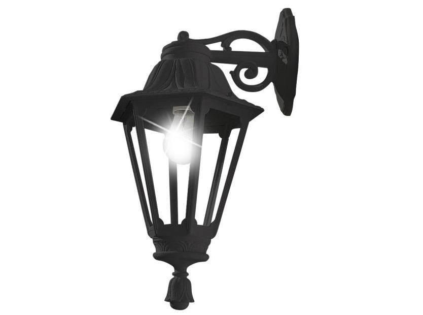 Светильник уличный BISSOУличные настенные светильники<br>Малые уличные шестигранные светильники FUMAGALLI  серии ANNA - изготовлены в Италии. Корпус изготовлен из современного композитного полимера RESIN. Прочного, окрашенного в массе, не ржавеющего и не выгорающего на солнце. Все светильники пыле-влаго защищены по стандарту IP44. В комплекте идут крепежи и закладные элементы. Рассеиватель выполнен из антивандального, не мутнеющего  и не горючего PMMA. Срок службы светильника - не менее 10 лет. Температура использования от +60 до -90. Могут быть в настенном, подвесном и наземном исполнении со столбами разной высоты, разным количеством и конфигурации голов. Столбы выше 150 см имеют в основе мощную стальную трубу с двойной оцинковкой и полимерным наполнителем. При заказе требуется выбрать цвет корпуса, цвет плафона и тип патрона.&amp;lt;div&amp;gt;&amp;lt;br&amp;gt;&amp;lt;/div&amp;gt;&amp;lt;div&amp;gt;&amp;lt;div&amp;gt;Вид цоколя: E27&amp;lt;/div&amp;gt;&amp;lt;div&amp;gt;Мощность: 60W&amp;lt;/div&amp;gt;&amp;lt;div&amp;gt;Количество ламп: 1 (нет в комплекте)&amp;lt;/div&amp;gt;&amp;lt;div&amp;gt;Материал: полимер&amp;lt;/div&amp;gt;&amp;lt;/div&amp;gt;<br><br>Material: Пластик<br>Width см: None<br>Depth см: 27.5<br>Height см: 45<br>Diameter см: 22
