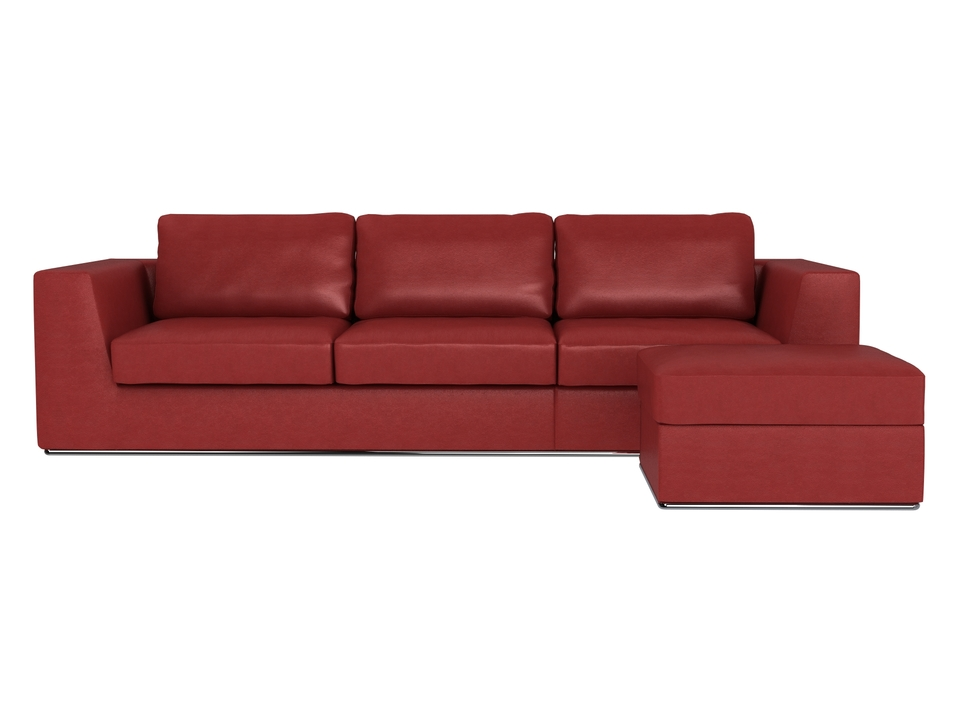 Угловой раскладной диван IgarkaКожаные диваны<br>Диван-кровать трёхместный с механизмом трансформации на каждый день.&amp;nbsp;Материалы:Каркас: деревянный брус, фанера, МДФ.Подушки спинок: холофайбер.Подушки сидений: пенополиуретан.Обивка: экокожа.Механизм трансформации: Седафлекс.Основание механизма трансформации: тент и латы.Глубина сиденья min:77 cмГлубина сиденья max:107 cмВысота сиденья:45 cмРазмер спального места 1840х1330 мм.<br><br>kit: None<br>gender: None