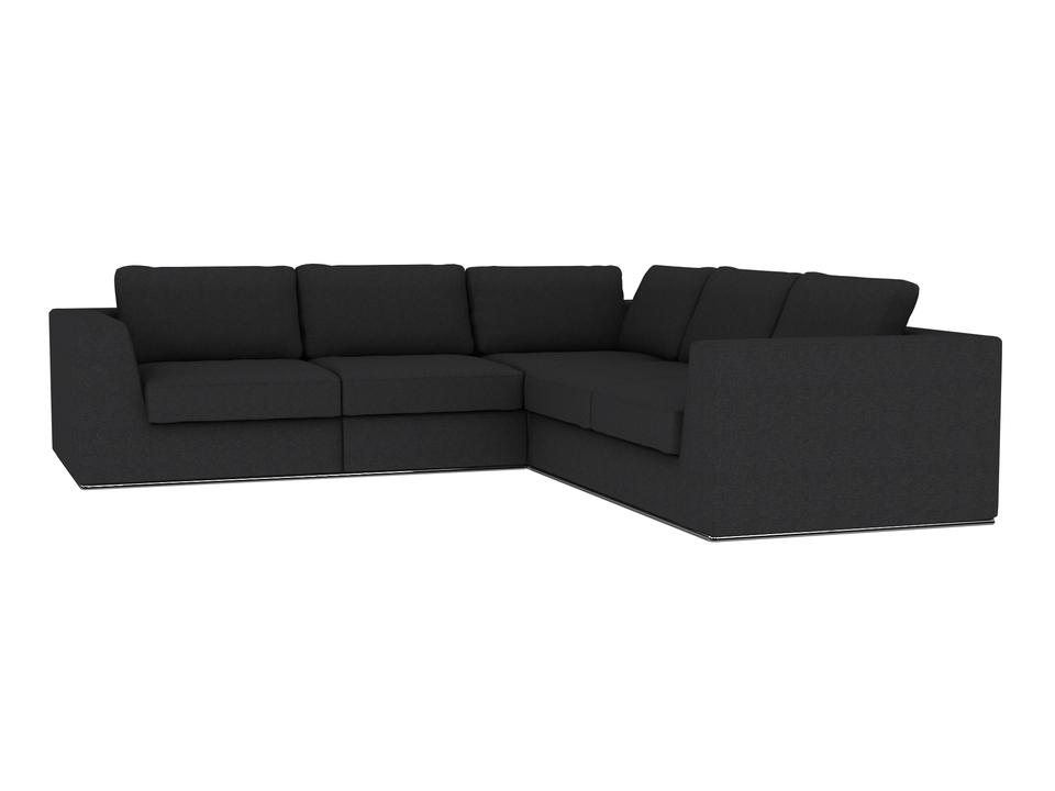 Угловой диван IgarkaУгловые диваны<br>Угловой диван-кровать с механизмом трансформации на каждый день.&amp;nbsp;Диван может быть выполнен с правым и левым расположением углового модуля.&amp;nbsp;Материалы:Каркас: деревянный брус, фанера, МДФ.Подушки спинок: холофайбер.Подушки сидений: пенополиуретан.Механизм трансформации: Седафлекс.Основание механизма трансформации: тент и латы.Глубина сиденья:77 смВысота сиденья:45 см&amp;nbsp;Высота подлокотников:59 см&amp;nbsp;Размер спального места 184х133 см.<br><br>kit: None<br>gender: None