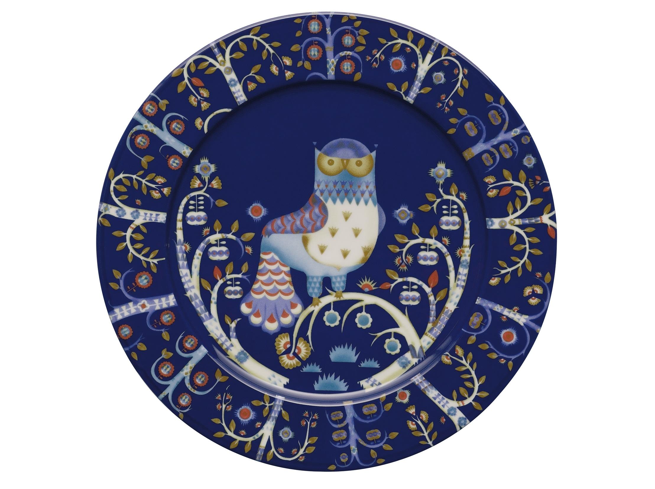 Тарелка TaikaТарелки<br>На финском языке Taika означает «волшебство». Знаменитый финиский дизайнер и иллюстратор Klaus Haapaniemi хочет, чтобы его иллюстрации дали толчок вашему воображению. В сочетании с другими сериями Iittala, Taika позволяет прикоснуться к миру фантазии, впустить волшебство в нашу повседневную жизнь.<br><br>Material: Фарфор<br>Length см: None<br>Width см: None<br>Depth см: None<br>Height см: 1<br>Diameter см: 29