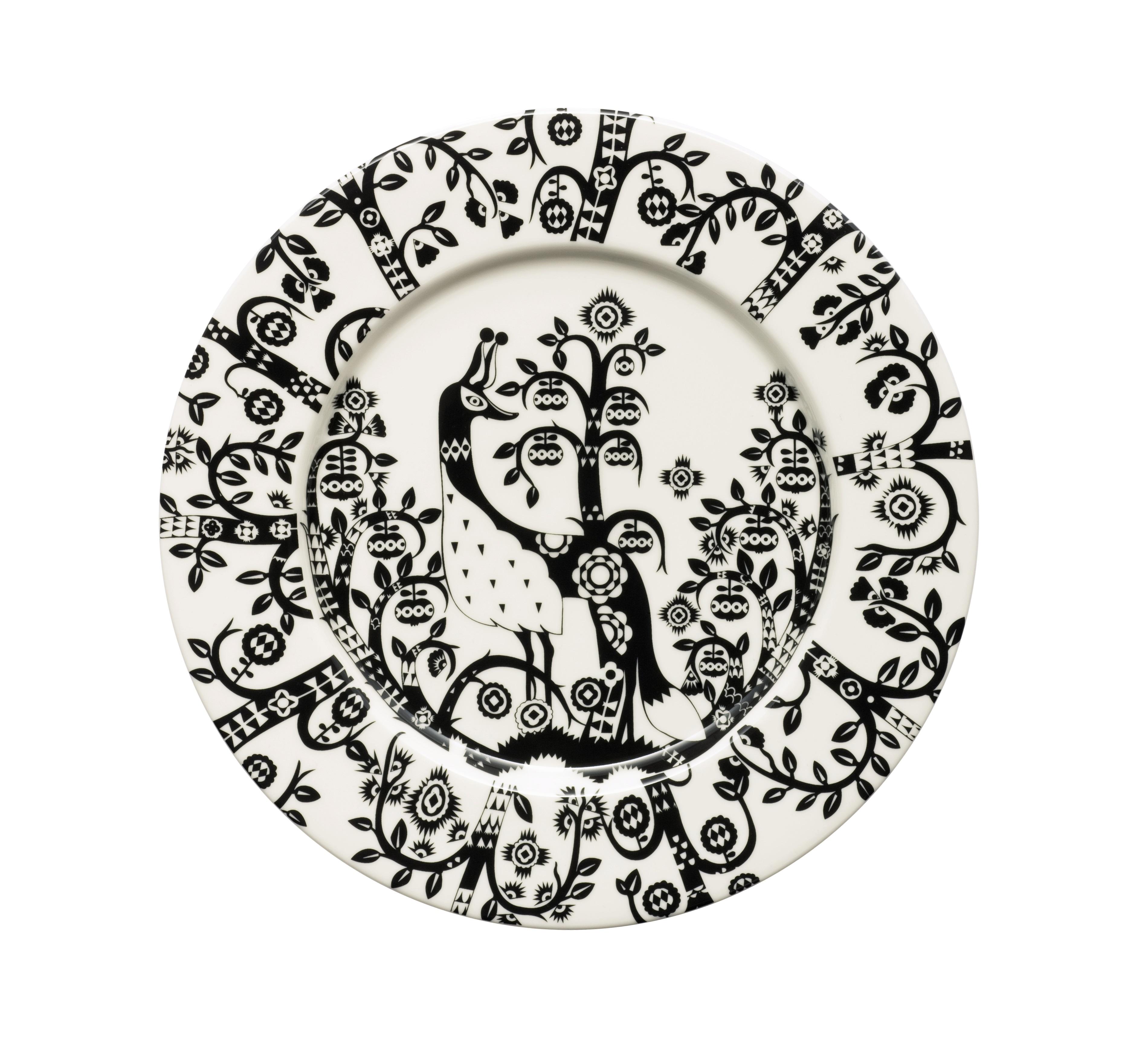 Тарелка TaikaТарелки<br>На финском языке Taika означает «волшебство». Знаменитый финиский дизайнер и иллюстратор Klaus Haapaniemi хочет, чтобы его иллюстрации дали толчок вашему воображению. В сочетании с другими сериями Iittala, Taika позволяет прикоснуться к миру фантазии, впустить волшебство в нашу повседневную жизнь.<br><br>Material: Фарфор<br>Length см: None<br>Width см: None<br>Depth см: None<br>Height см: 1<br>Diameter см: 22