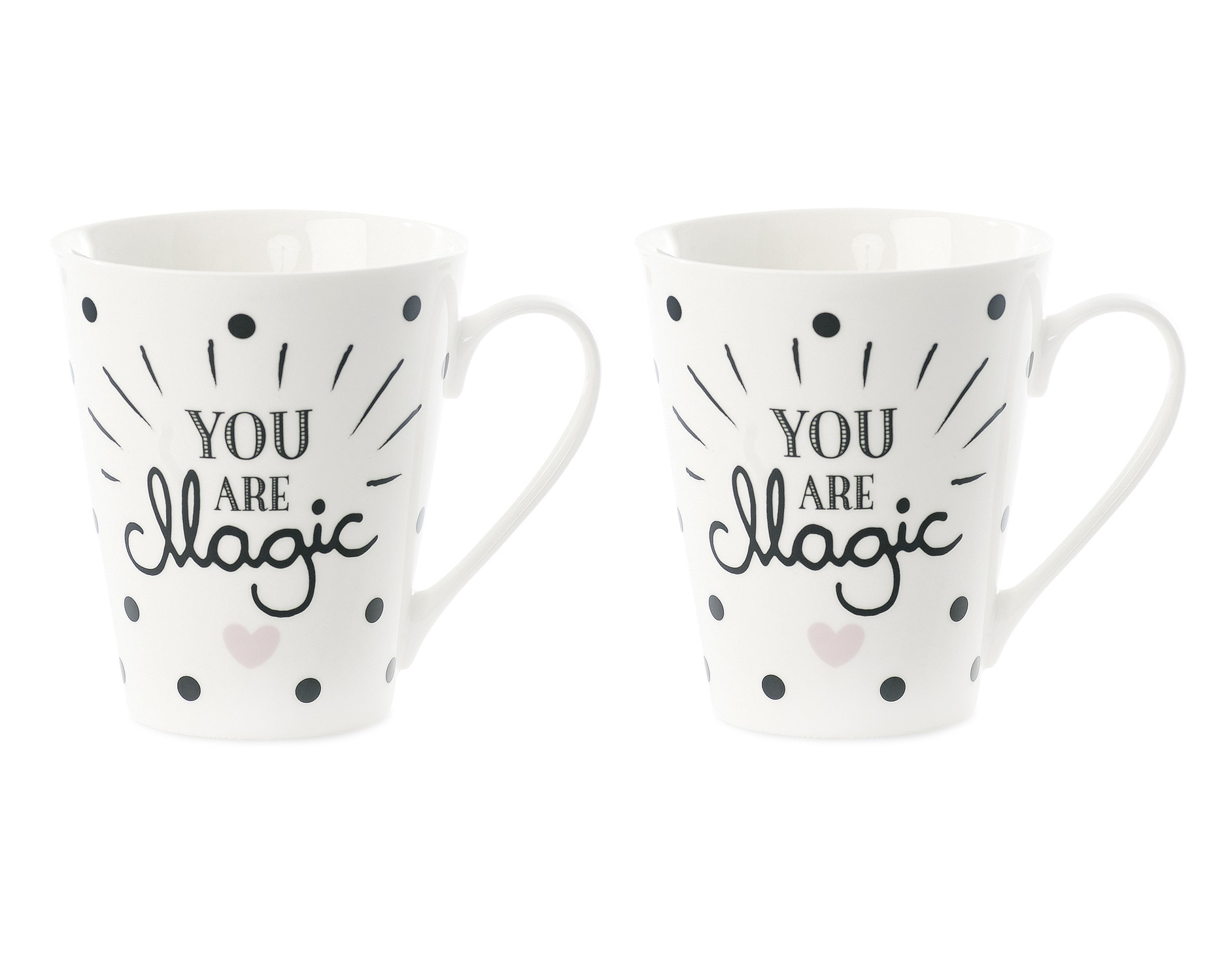 Набор кофейных чашек (2шт)Чайные пары, чашки и кружки<br>Чаепитие – настоящее магическое действо, во время которого можно получить море удовольствий сразу. С посудой Miss Etoile ко всем приятностям добавится и эстетическое наслаждение от красивой сервировки. Эта милая чашка выглядят женственно и изящно, в сочетании с ароматным чаем и круассаном она создаст настроение булочной Парижа.&amp;amp;nbsp;&amp;lt;div&amp;gt;&amp;lt;br&amp;gt;&amp;lt;/div&amp;gt;&amp;lt;div&amp;gt;Объем 250 мл.&amp;amp;nbsp;&amp;lt;/div&amp;gt;&amp;lt;div&amp;gt;В наборе 2 шт. (H:10 ?:8,5 см)&amp;lt;/div&amp;gt;<br><br>Material: Керамика<br>Высота см: 10