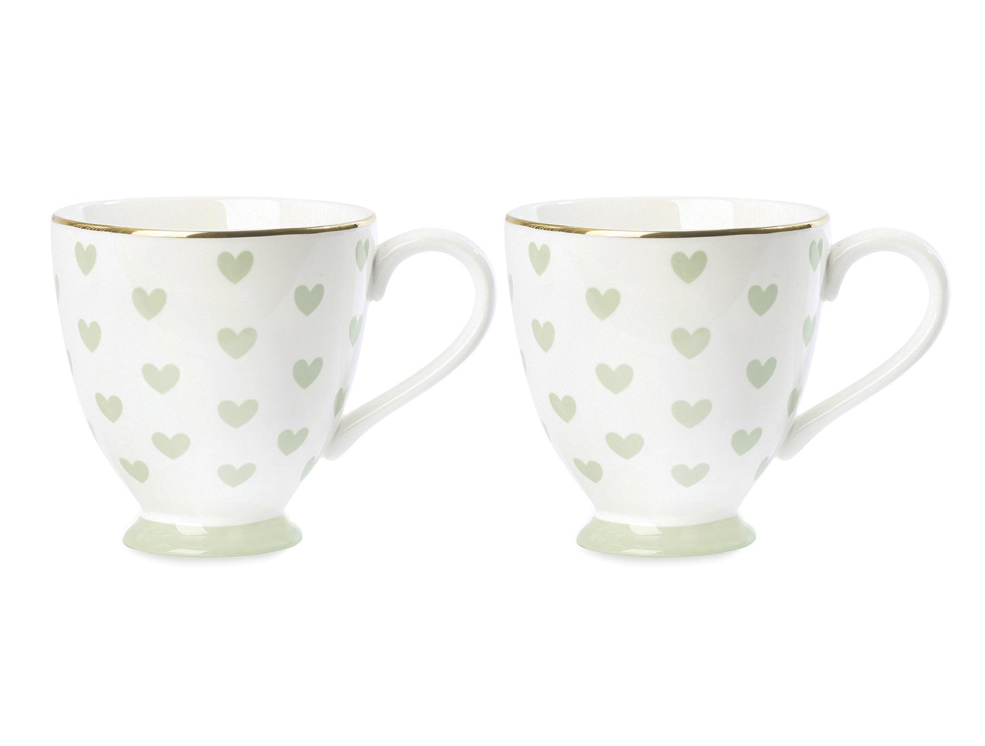 Набор кофейных чашек (2шт)Чайные пары, чашки и кружки<br>Чаепитие – настоящее магическое действо, во время которого можно получить море удовольствий сразу. С посудой Miss Etoile ко всем приятностям добавится и эстетическое наслаждение от красивой сервировки. Эта милая чашка выглядят женственно и изящно, в сочетании с ароматным чаем и круассаном она создаст настроение булочной Парижа.&amp;amp;nbsp;&amp;lt;div&amp;gt;&amp;lt;br&amp;gt;&amp;lt;/div&amp;gt;&amp;lt;div&amp;gt;Объем 300 мл.&amp;amp;nbsp;&amp;lt;/div&amp;gt;&amp;lt;div&amp;gt;В наборе 2 шт. ( H:10 см)&amp;lt;/div&amp;gt;<br><br>Material: Керамика<br>Высота см: 10.0