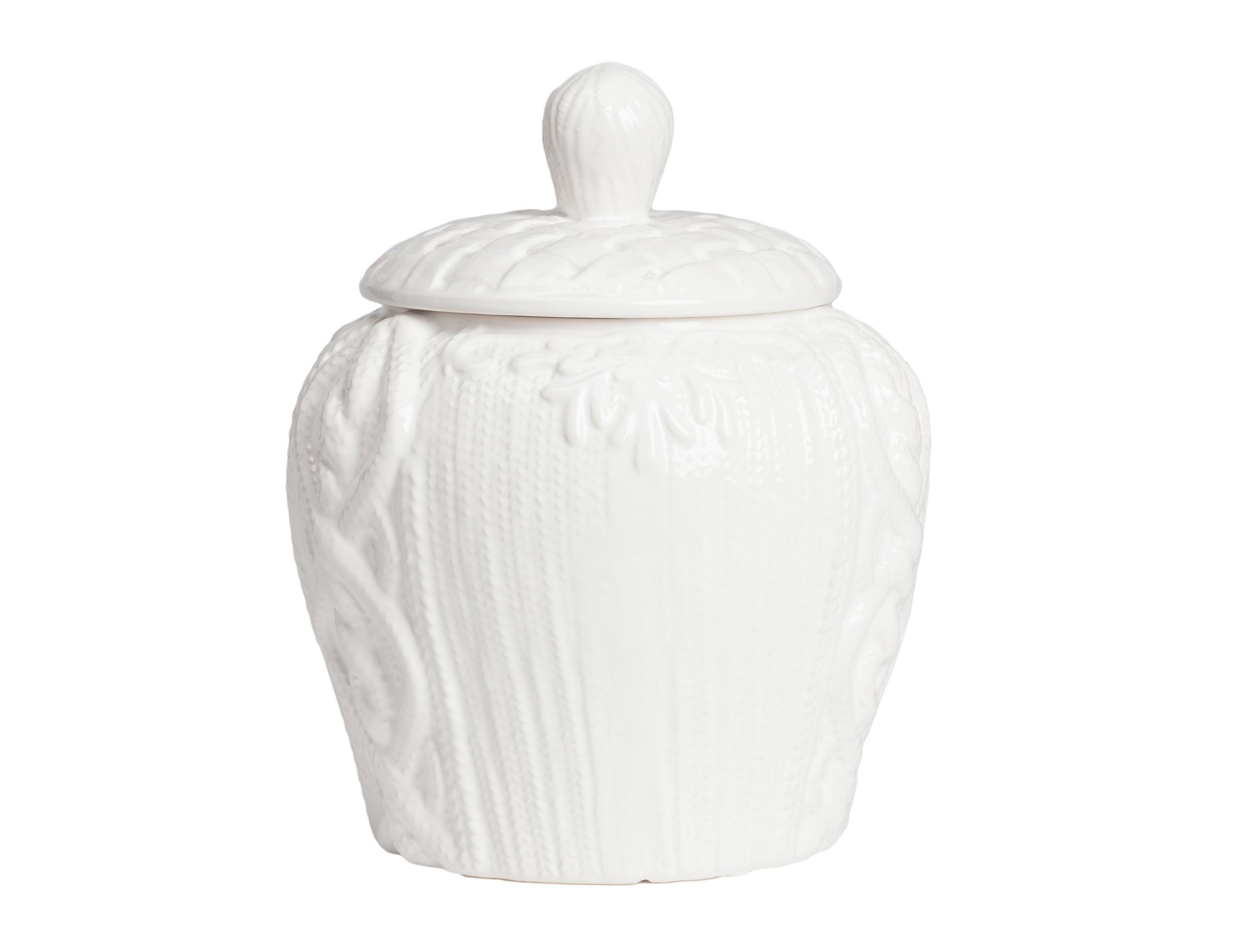 Декоративная ваза Lindley Емкости для хранения<br><br><br>Material: Керамика<br>Length см: None<br>Width см: None<br>Height см: 25,5<br>Diameter см: 21,5