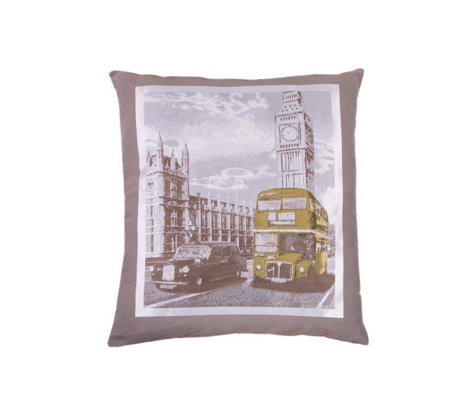 "FrescaDesign Подушка на пол ""Лондон"""