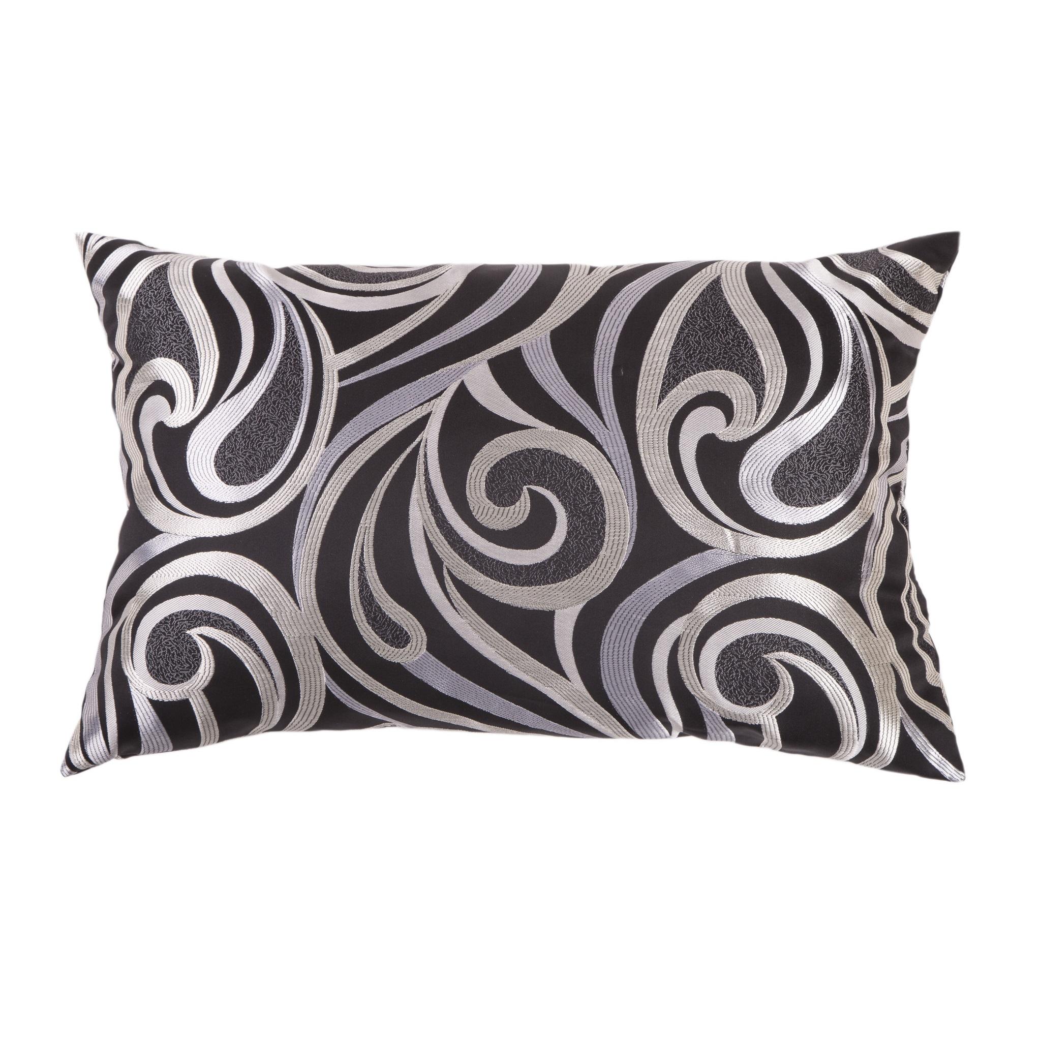 Подушка ФантазияПрямоугольные подушки и наволочки<br>Декоративная подушка &amp;quot;Фантазия&amp;quot;станет ярким акцентом в вашем интерьере. Высококачественный материал приятен для кожи и безопасен даже для самой чувствительной кожи.  Оригинальный дизайнерский принт сделает пространство стильным и своеобразным.<br><br>Material: Текстиль<br>Ширина см: 50<br>Высота см: 30<br>Глубина см: 10