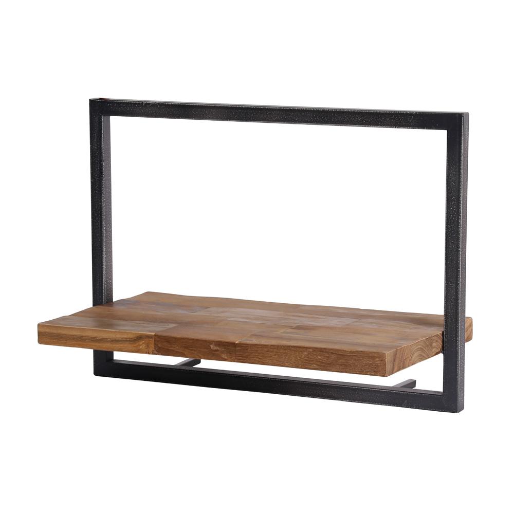 Полка ShelfmateПолки<br>Полка Shelfmate C наглядно иллюстрирует собой базовые принципы мебельной мастерской d-Bodhi: простота, продуманность, неординарность. Лаконичный силуэт в духе строго минимализма – сочетание ровных линий и прямоугольных форм.&amp;amp;nbsp;<br><br>Material: Тик<br>Length см: None<br>Width см: 50<br>Depth см: 25<br>Height см: 35<br>Diameter см: None