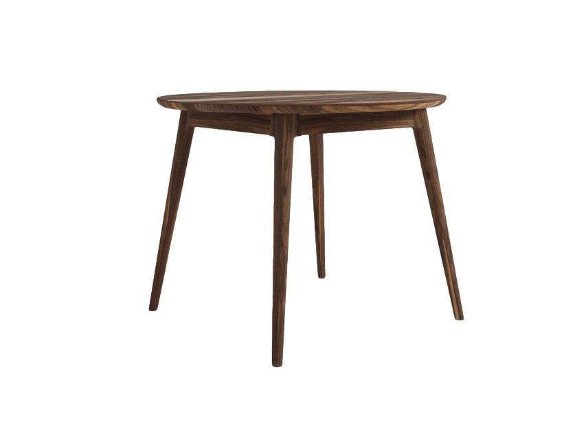 Стол обеденный VintageОбеденные столы<br>«Классика жанра» - круглый обеденный стол, за которым так хорошо собираться семьёй.&amp;amp;nbsp;<br><br>Material: Тик<br>Length см: None<br>Width см: 100<br>Depth см: 100<br>Height см: 78<br>Diameter см: None