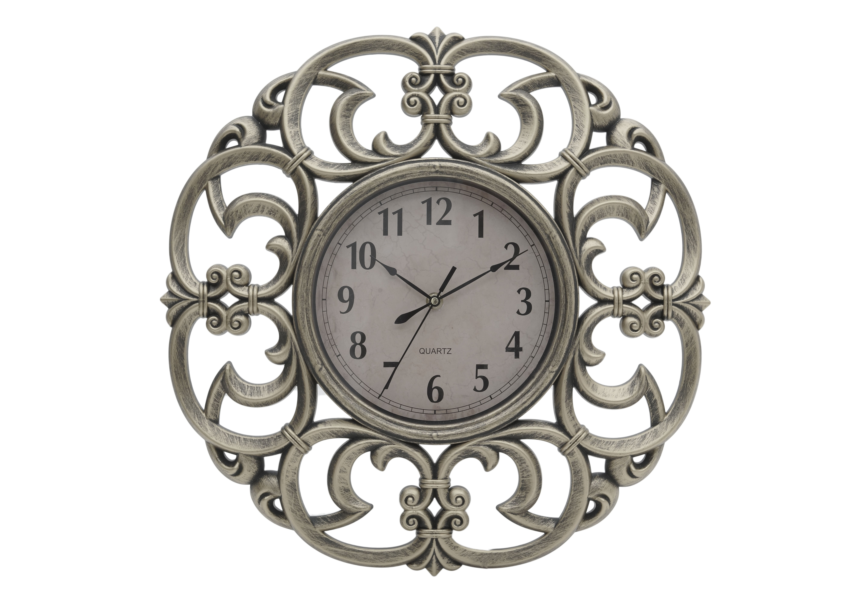 Часы настенные Falk?pingНастенные часы<br>Кварцевый механизм.&amp;lt;div&amp;gt;&amp;lt;br&amp;gt;&amp;lt;/div&amp;gt;<br><br>Material: Пластик<br>Width см: None<br>Depth см: 5<br>Height см: None<br>Diameter см: 46