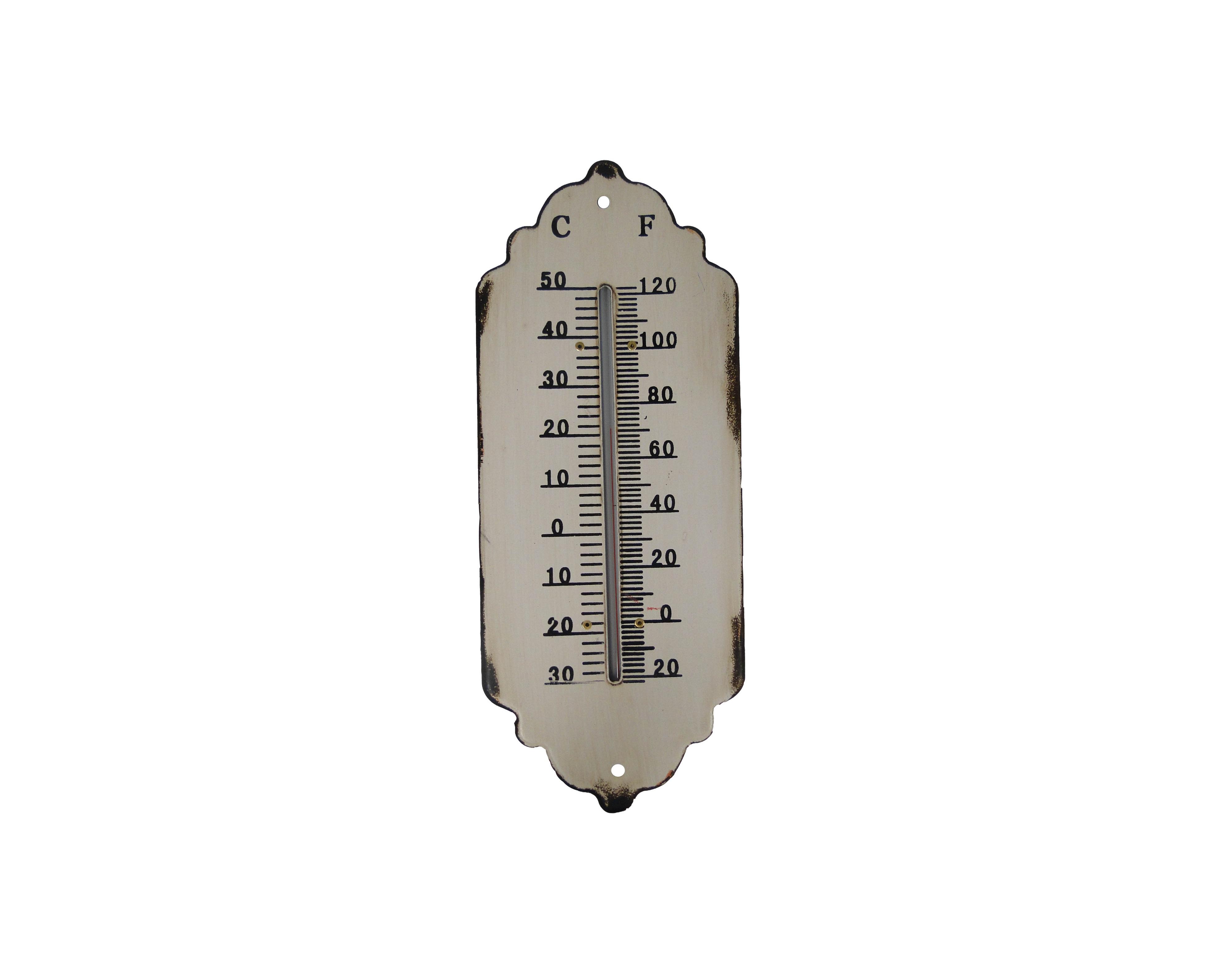 Настенный термометрДругое<br><br><br>Material: Металл<br>Length см: None<br>Width см: 10<br>Depth см: 0.3<br>Height см: 25.5