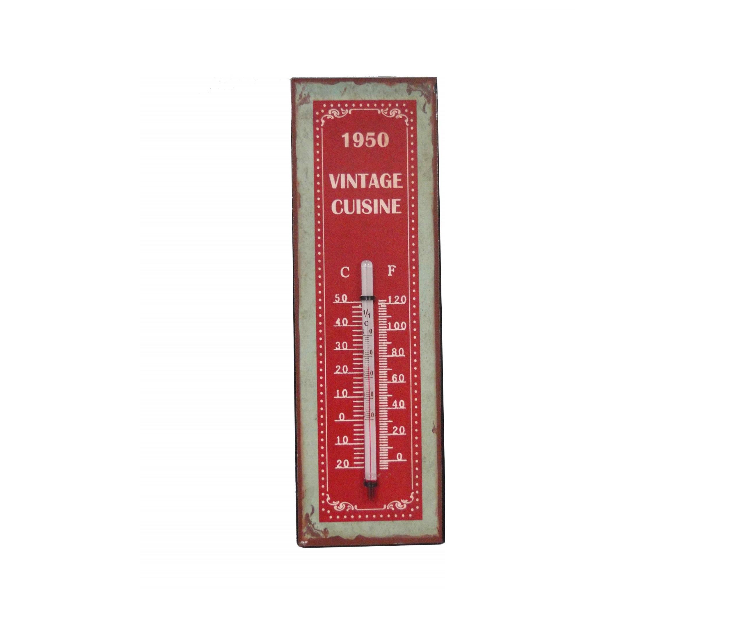 ТермометрДругое<br><br><br>Material: Железо<br>Ширина см: 8<br>Высота см: 25