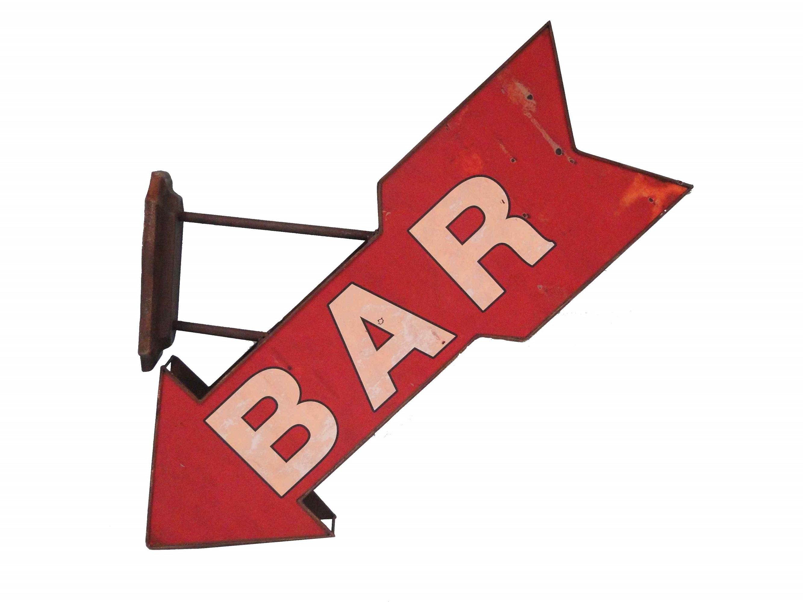 Знак BarДругое<br><br><br>Material: Железо<br>Ширина см: 53<br>Высота см: 57<br>Глубина см: 10