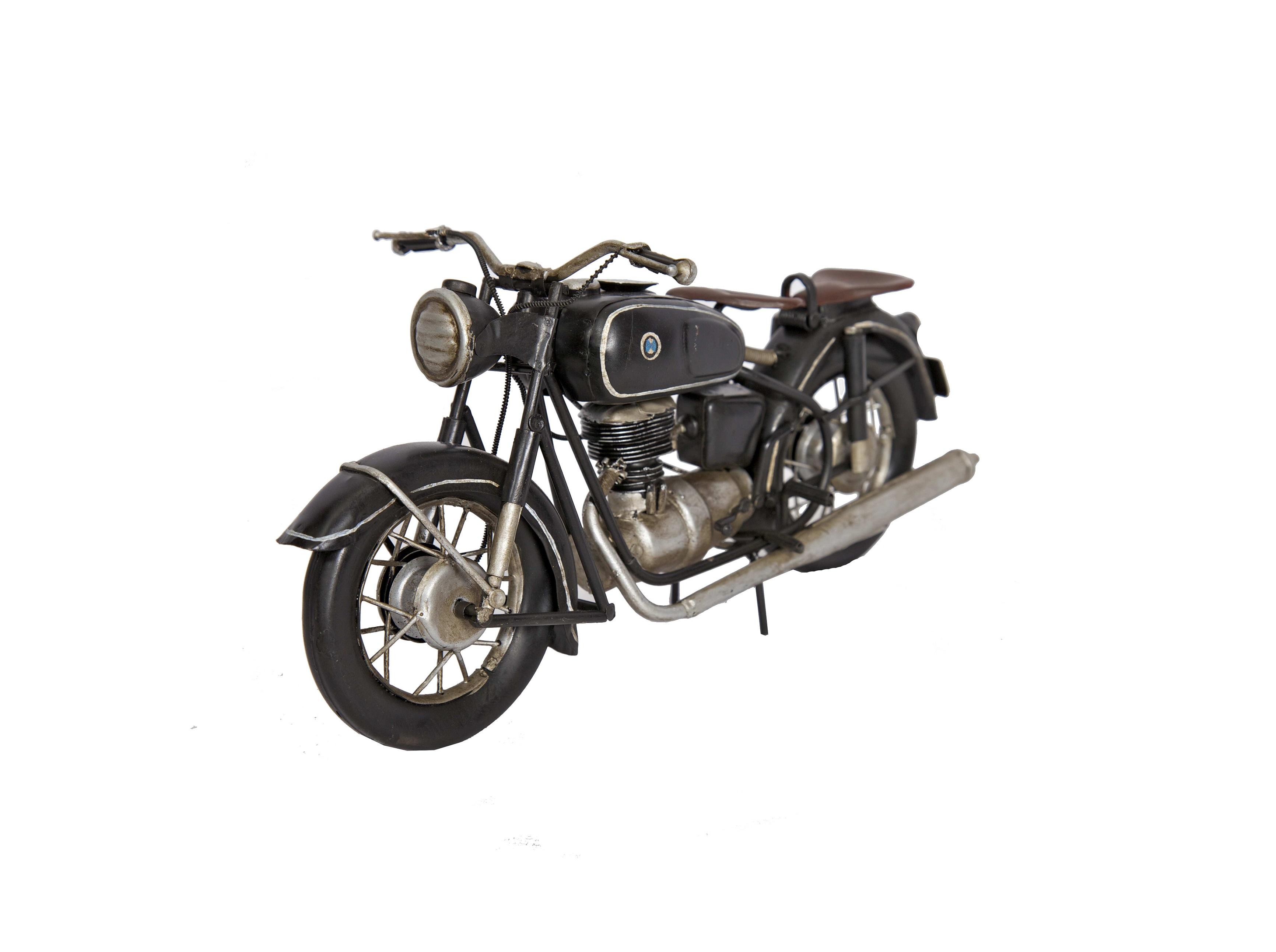 Декоративный мотоцикл