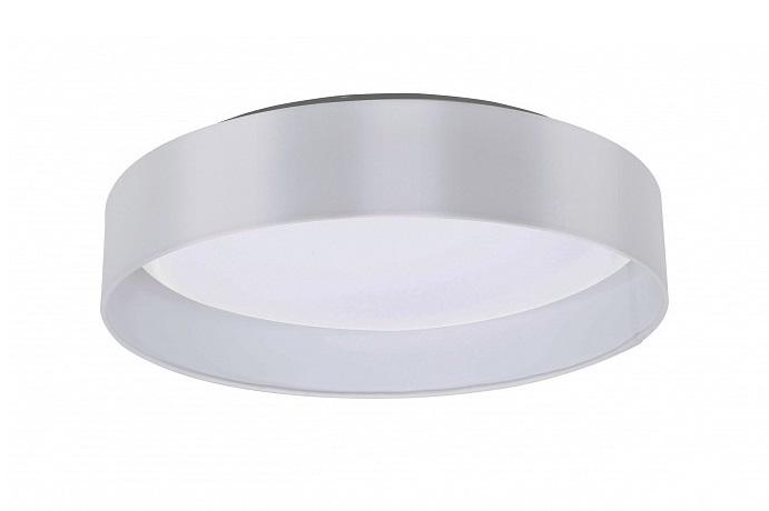 Накладной светильник MaserloПотолочные светильники<br>&amp;lt;div&amp;gt;&amp;lt;div&amp;gt;Вид цоколя: LED&amp;lt;/div&amp;gt;&amp;lt;div&amp;gt;Мощность: 18W&amp;lt;/div&amp;gt;&amp;lt;div&amp;gt;Количество ламп: 1&amp;lt;/div&amp;gt;&amp;lt;/div&amp;gt;&amp;lt;div&amp;gt;&amp;lt;br&amp;gt;&amp;lt;/div&amp;gt;&amp;lt;div&amp;gt;Материал арматуры - металл&amp;lt;br&amp;gt;&amp;lt;/div&amp;gt;&amp;lt;div&amp;gt;Материал плафонов и подвесок - текстиль,&amp;amp;nbsp;&amp;lt;/div&amp;gt;<br><br>Material: Текстиль<br>Height см: 8.2<br>Diameter см: 40.5