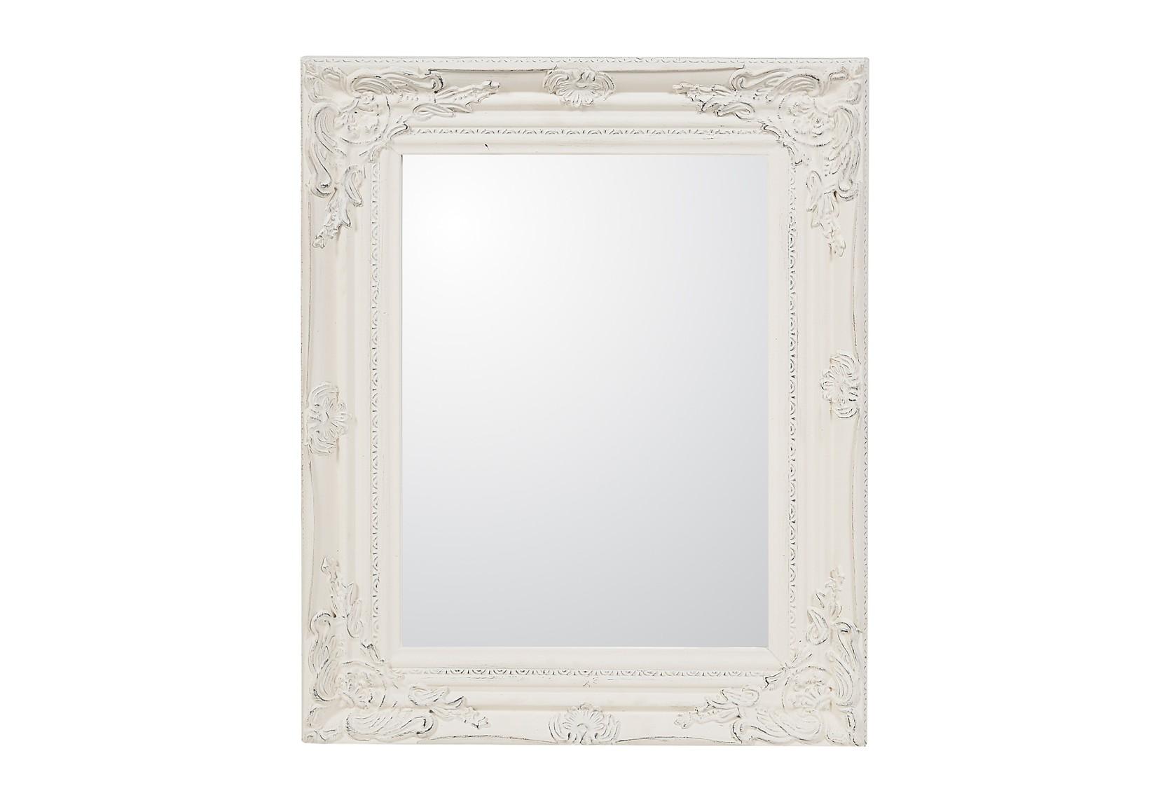 Зеркало настенное Malarg?eНастенные зеркала<br><br><br>Material: Полистоун<br>Ширина см: 43.0<br>Высота см: 53.0<br>Глубина см: 5.0