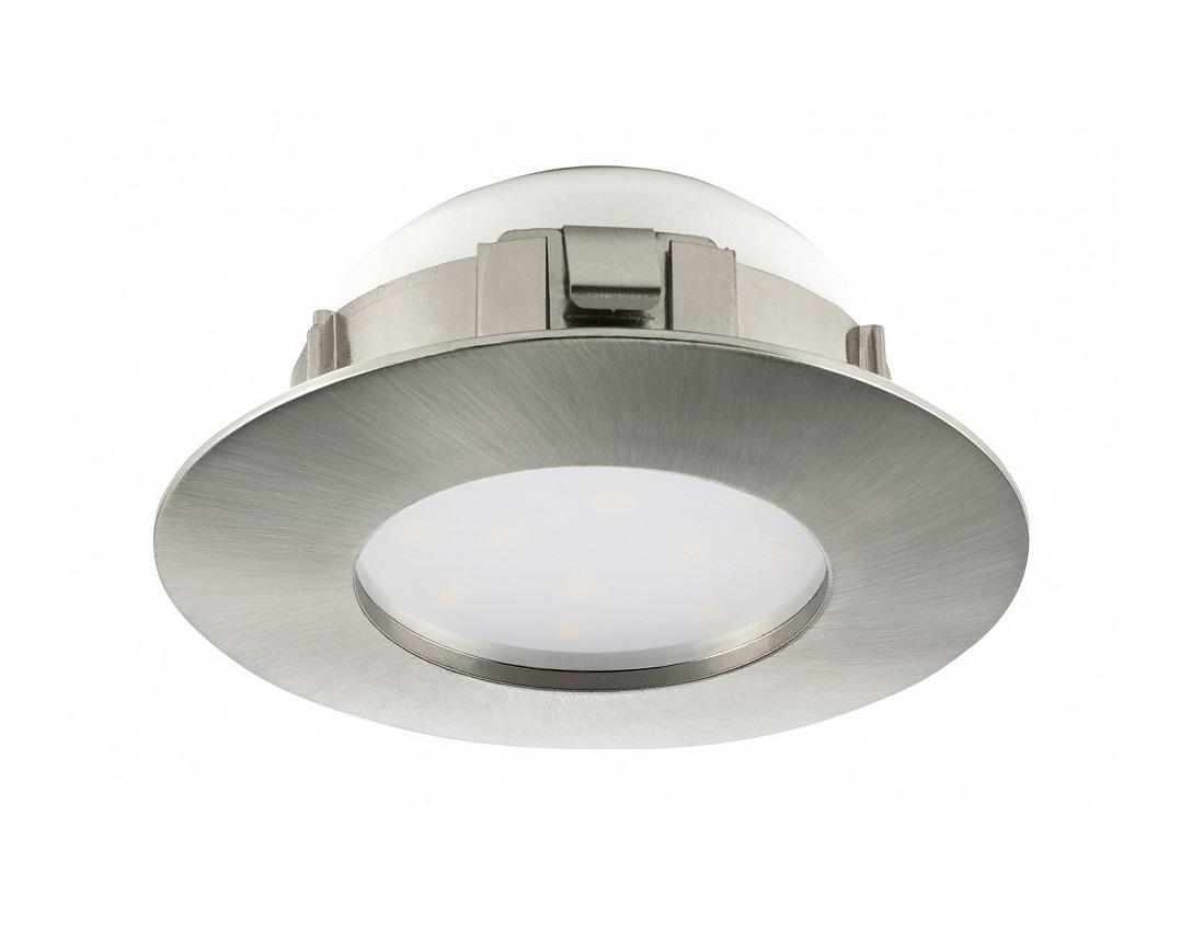 Встраиваемый светильник PinedaТочечный свет<br>Вид цоколя: LEDМощность: &amp;nbsp;6WКоличество ламп: 1 (в комплекте)<br><br>kit: None<br>gender: None