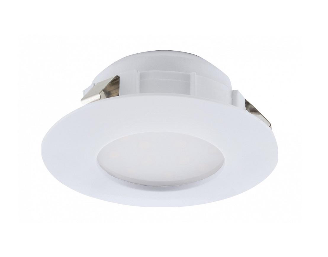 Встраиваемый светильник PinedaТочечный свет<br>&amp;lt;div&amp;gt;Вид цоколя: LED&amp;lt;/div&amp;gt;&amp;lt;div&amp;gt;Мощность: &amp;amp;nbsp;6W&amp;lt;/div&amp;gt;&amp;lt;div&amp;gt;Количество ламп: 1 (в комплекте)&amp;lt;/div&amp;gt;<br><br>Material: Пластик<br>Высота см: 3