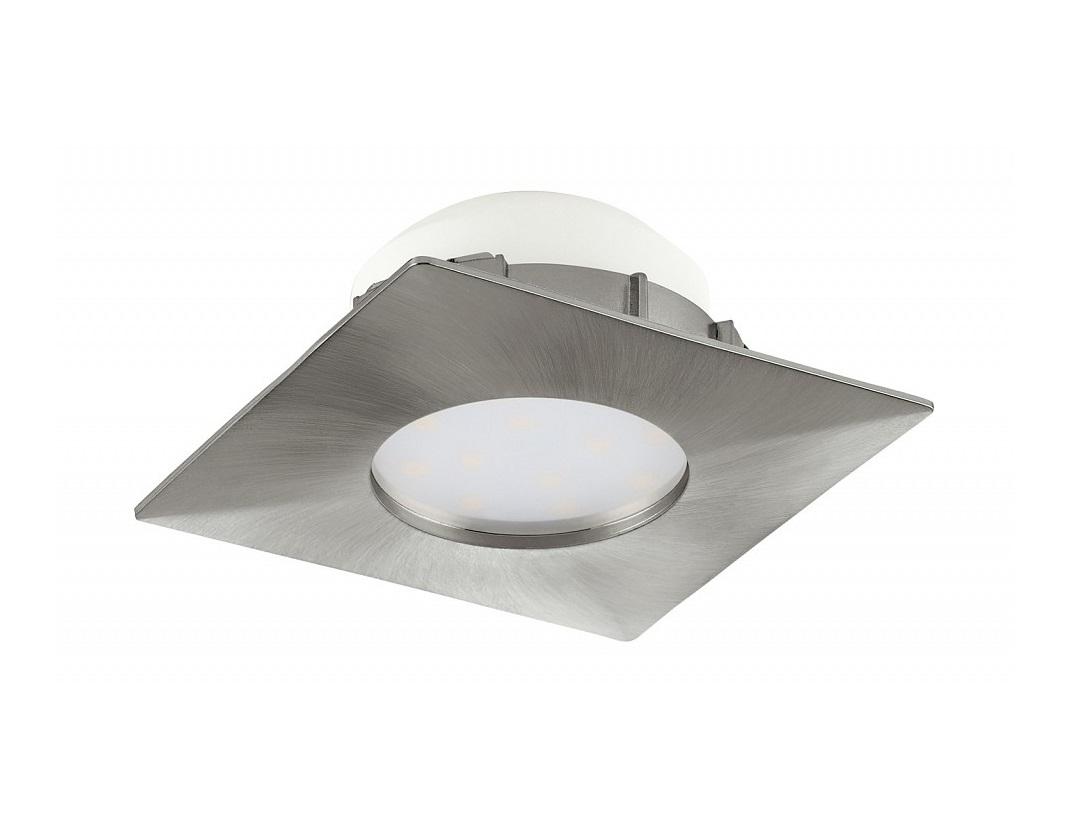 Встраиваемый светильник PinedaТочечный свет<br>&amp;lt;div&amp;gt;Вид цоколя: LED&amp;lt;/div&amp;gt;&amp;lt;div&amp;gt;Мощность: &amp;amp;nbsp;6W&amp;lt;/div&amp;gt;&amp;lt;div&amp;gt;Количество ламп: 1 (в комплекте)&amp;lt;/div&amp;gt;<br><br>Material: Пластик<br>Length см: None<br>Width см: 7.8<br>Depth см: 7.8<br>Height см: 3.5<br>Diameter см: None