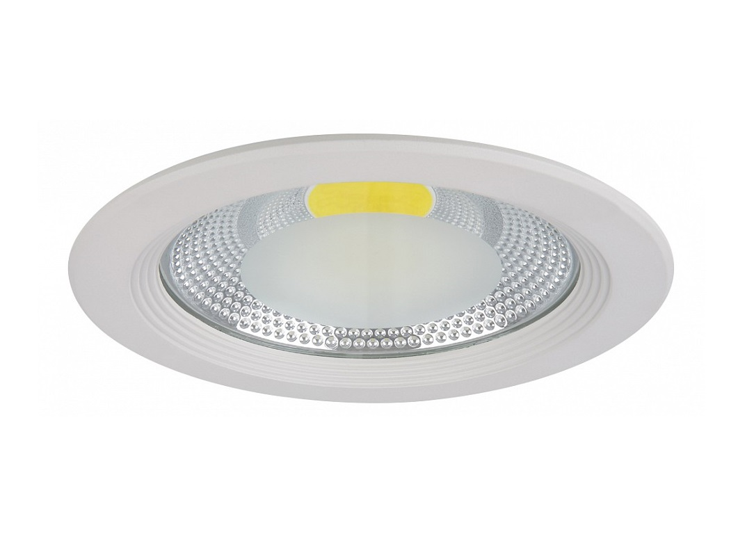 Встраиваемый светильник Riverbe PiccoloПотолочные светильники<br>&amp;lt;div&amp;gt;Вид цоколя: LED&amp;lt;/div&amp;gt;&amp;lt;div&amp;gt;Мощность: &amp;amp;nbsp;20W&amp;lt;/div&amp;gt;&amp;lt;div&amp;gt;Количество ламп: 1 (есть в комплекте)&amp;lt;/div&amp;gt;<br><br>Material: Металл<br>Depth см: None<br>Height см: 6.2<br>Diameter см: 18.8