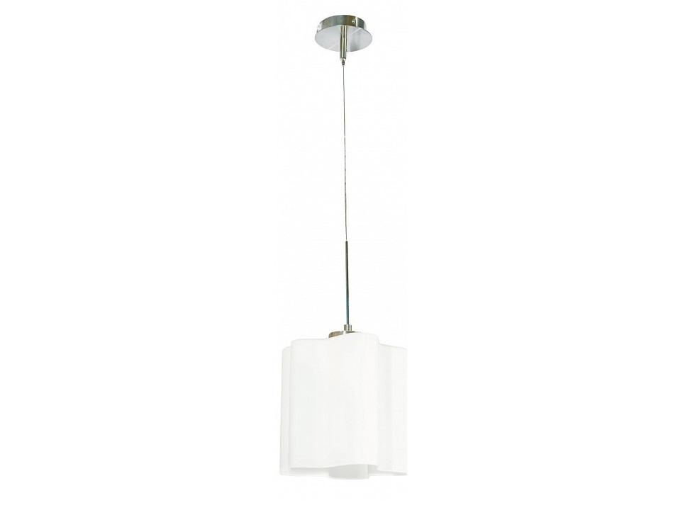 Подвесной светильник NubiПодвесные светильники<br>Вид цоколя: E27Мощность: 40WКоличество ламп: 1 (нет в комплекте)Материал арматуры: стальМатериал плафонов и подвесок: стекло<br><br>kit: None<br>gender: None